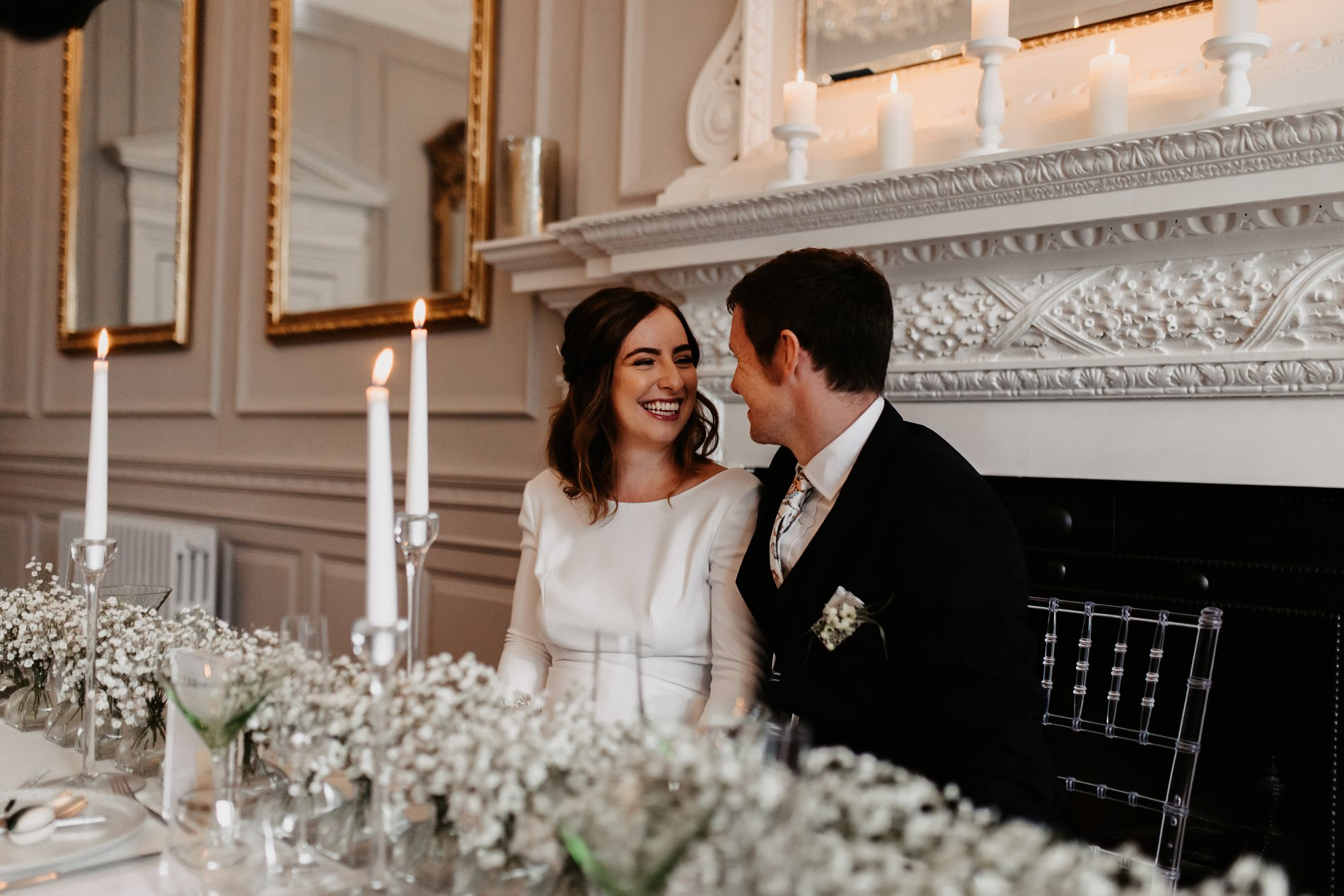 A Winter Micro Wedding Shoot at Bawtry Hall (c) Charlotte Nelson Photography (20)