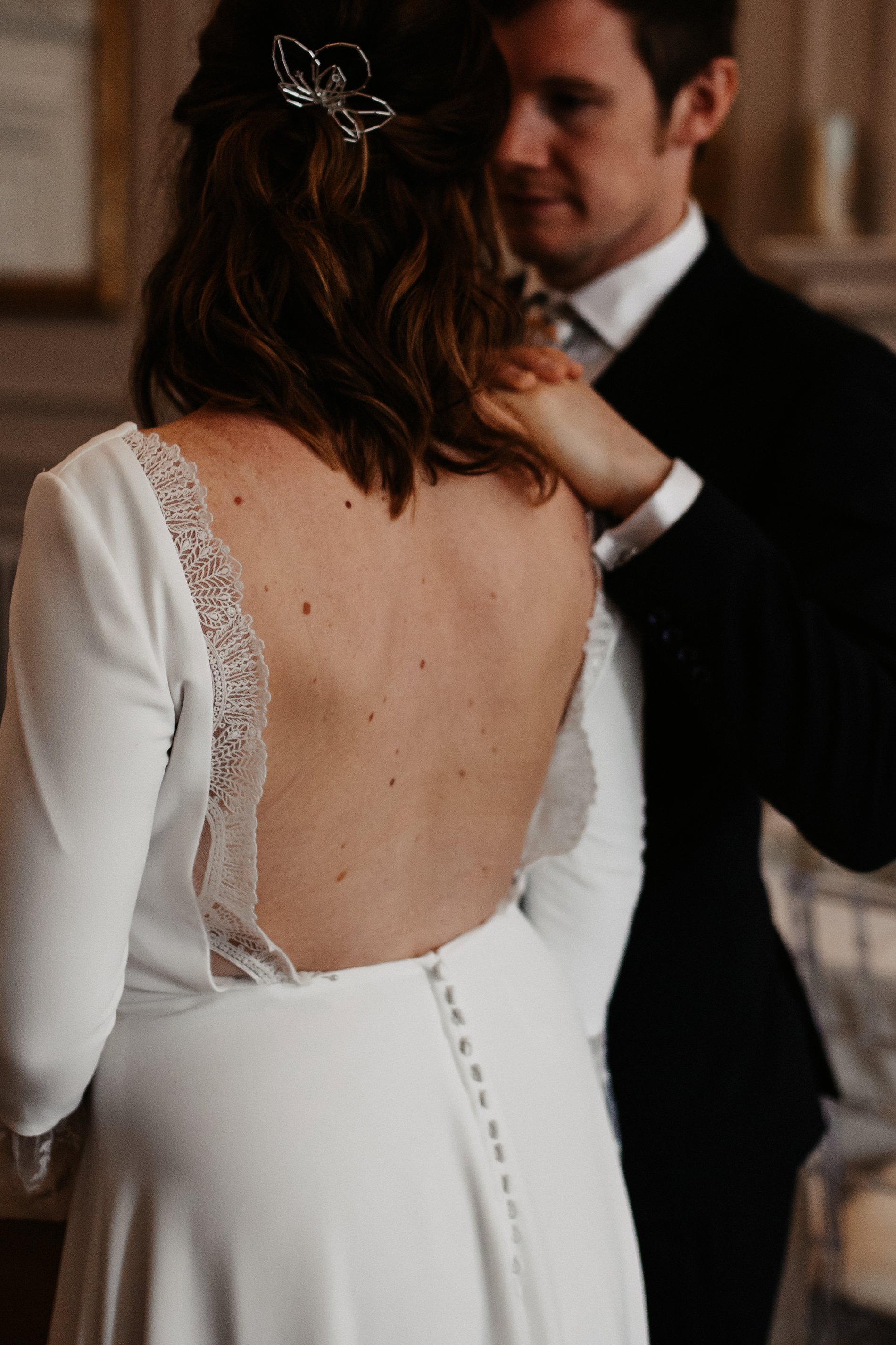 A Winter Micro Wedding Shoot at Bawtry Hall (c) Charlotte Nelson Photography (31)