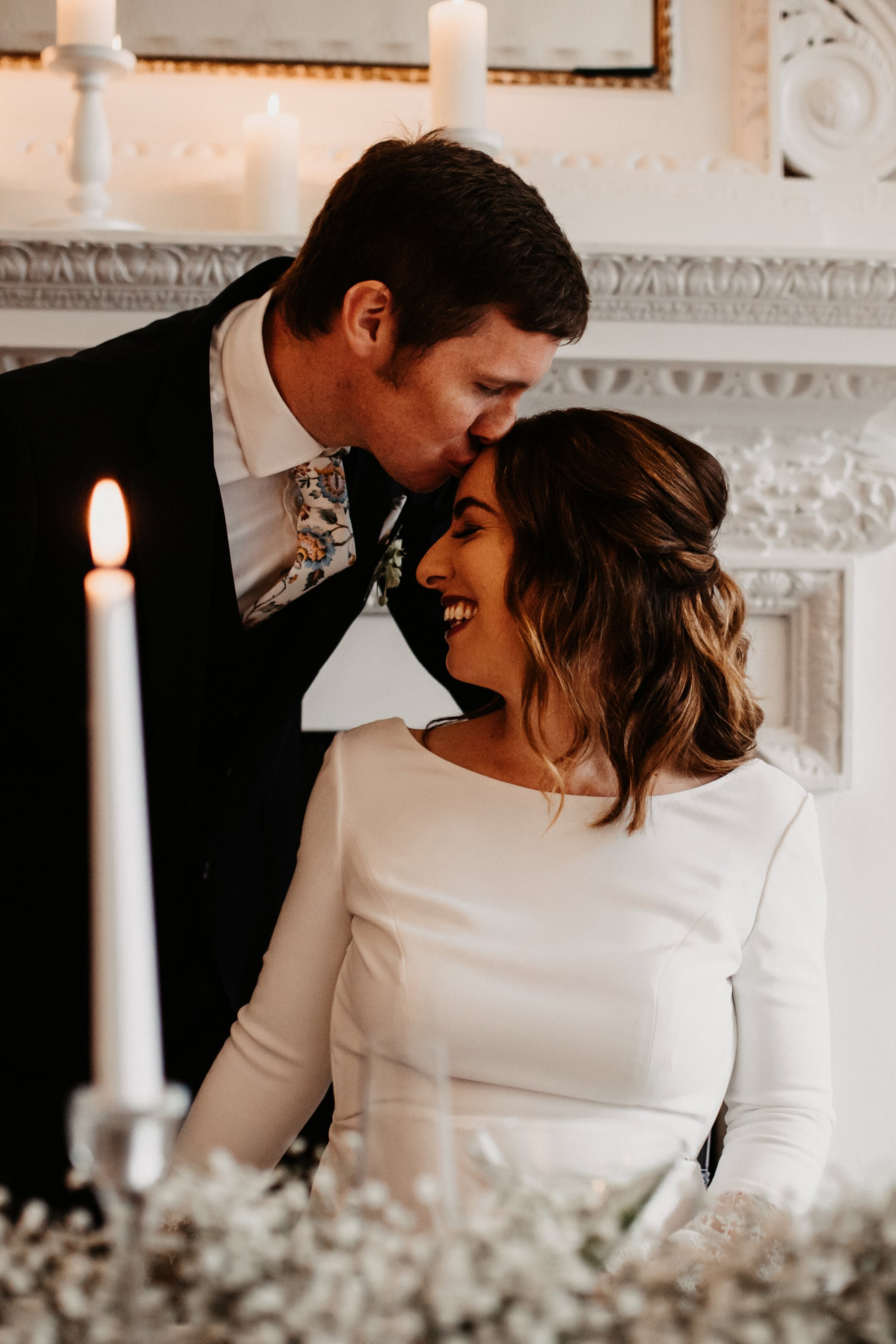 A Winter Micro Wedding Shoot at Bawtry Hall (c) Charlotte Nelson Photography (5)