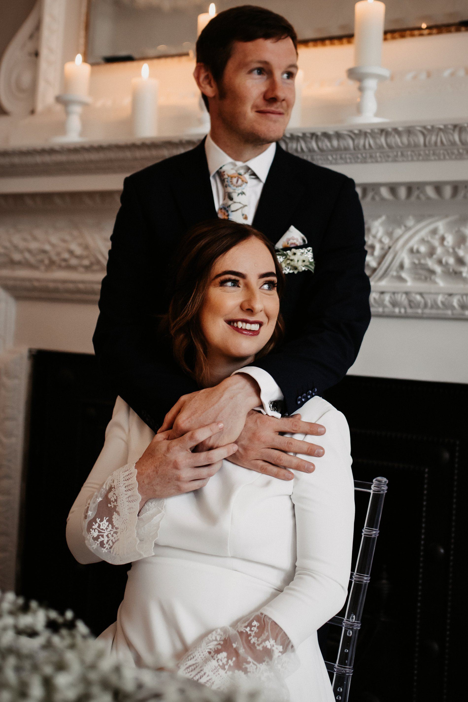 A Winter Micro Wedding Shoot at Bawtry Hall (c) Charlotte Nelson Photography (6)
