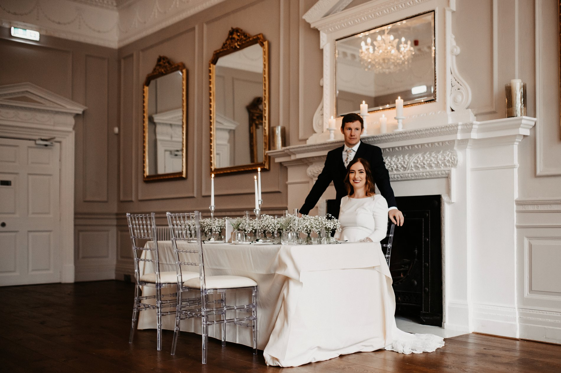 A Winter Micro Wedding Shoot at Bawtry Hall (c) Charlotte Nelson Photography (7)