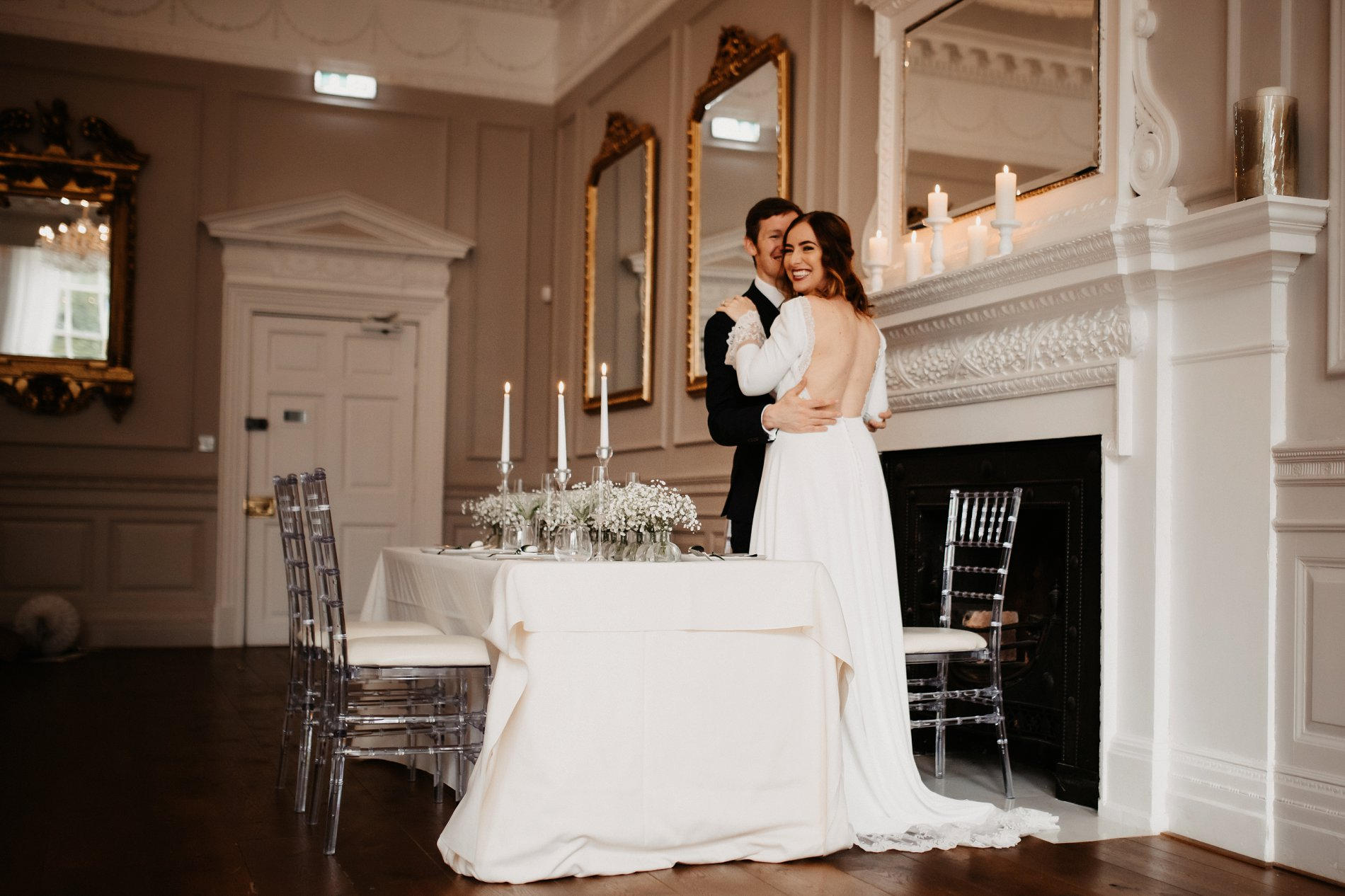 A Winter Micro Wedding Shoot at Bawtry Hall (c) Charlotte Nelson Photography (9)