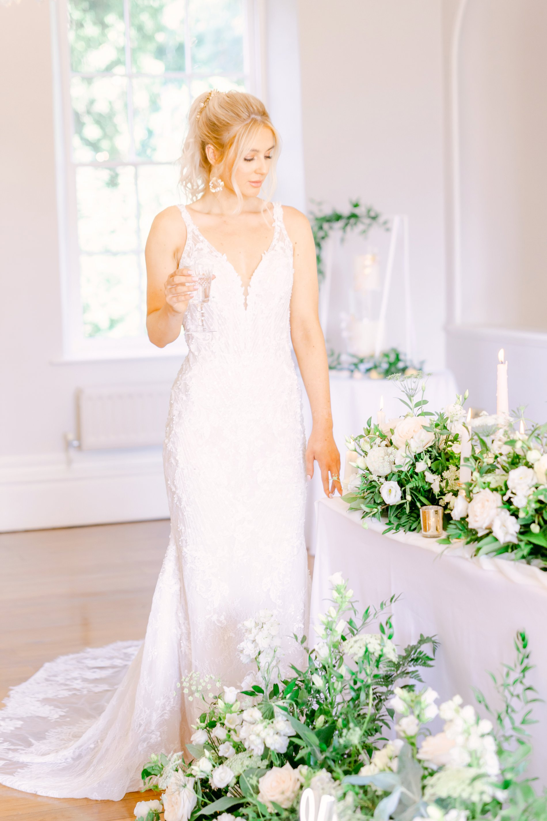 An Elegant UNVEILED Network wedding shoot at Hirst Priory (c) Ailsa Reeve Photography (26)