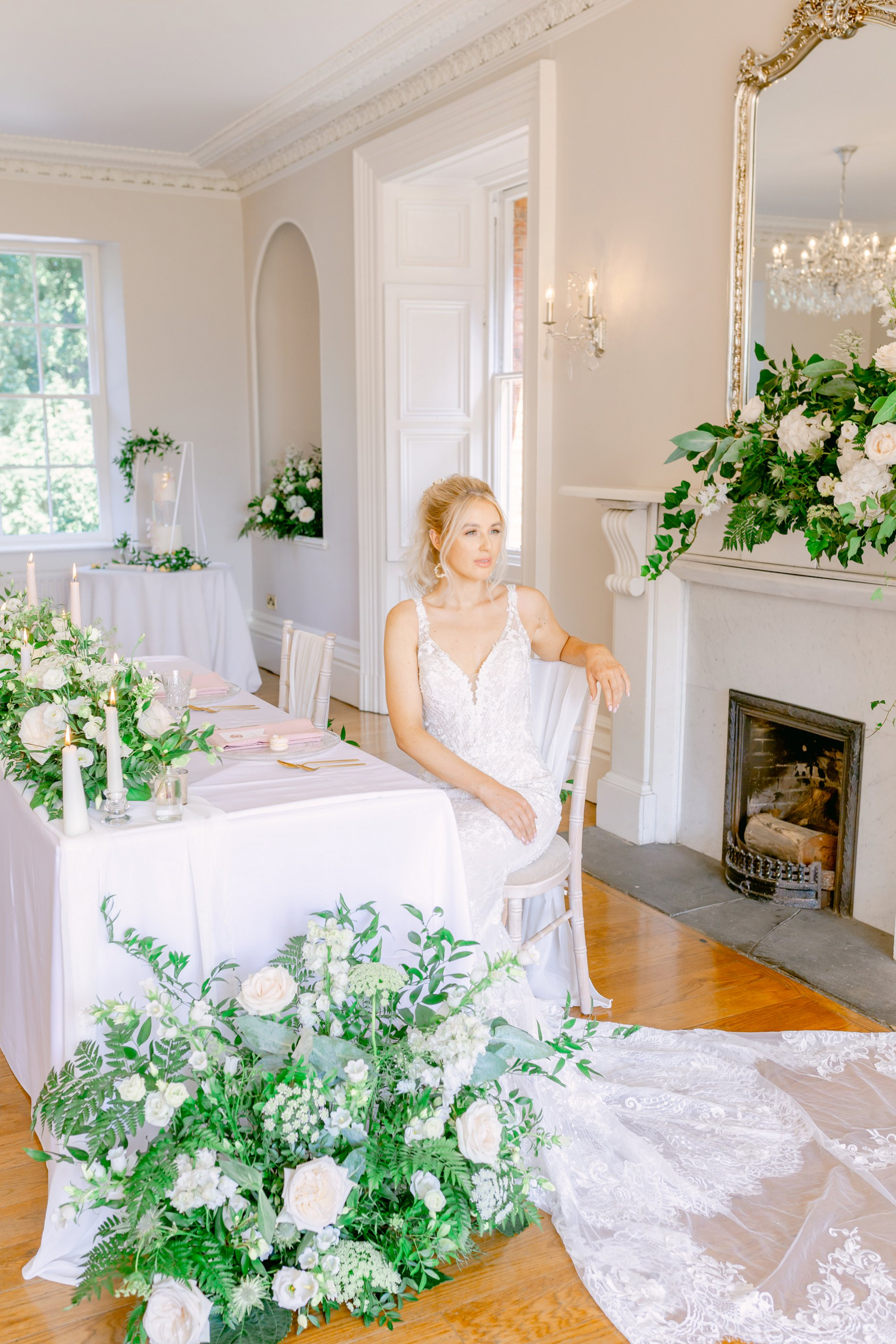 An Elegant UNVEILED Network wedding shoot at Hirst Priory (c) Ailsa Reeve Photography (27)