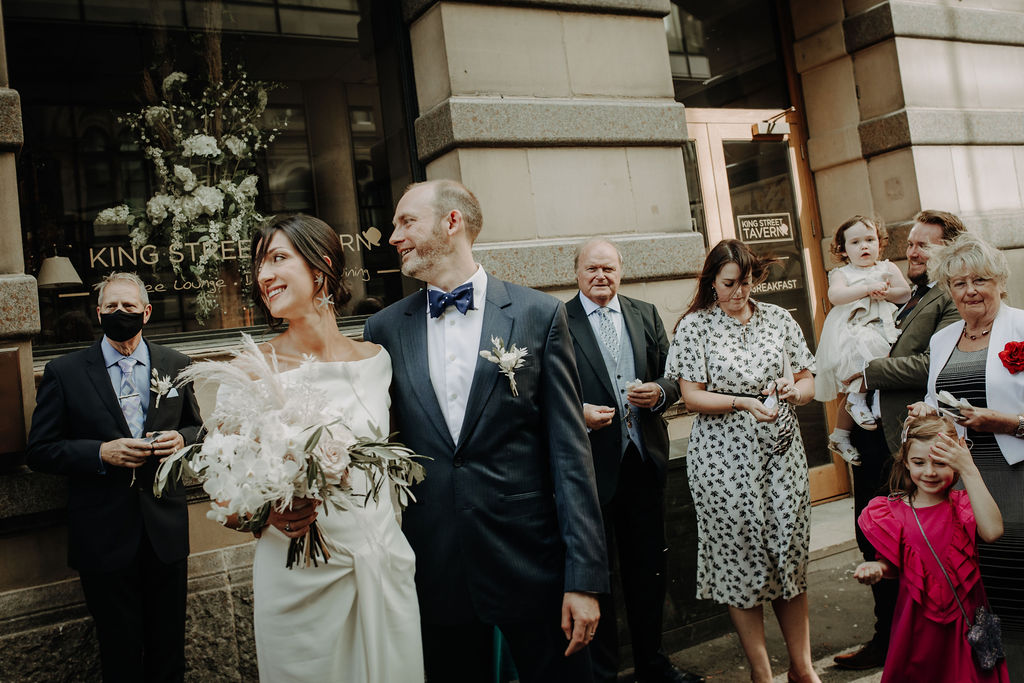 An Intimate City Wedding in Manchester (c) Gail Secker Photography (45)