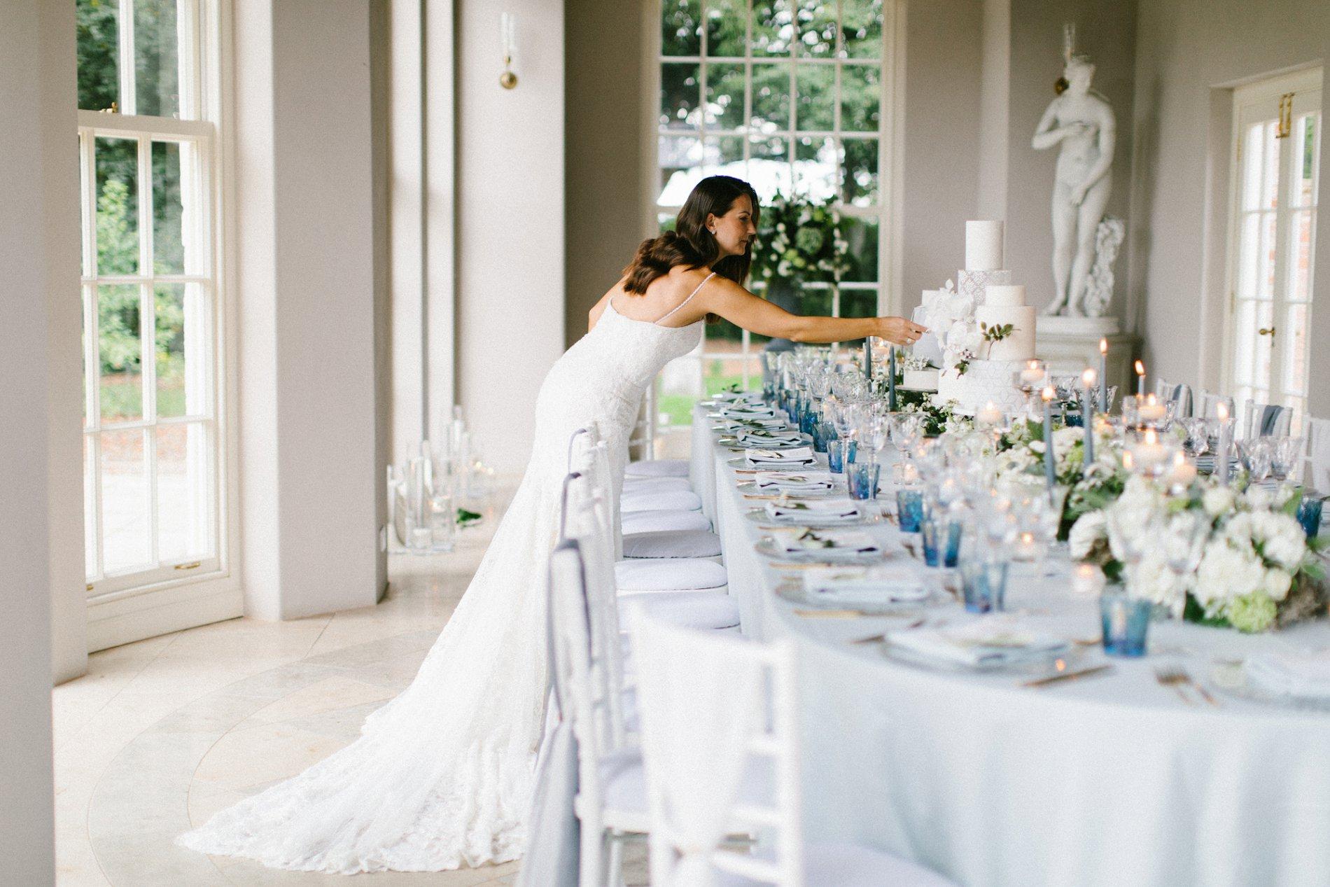 An Intimate Fine Art Wedding Shoot at Newby Hall (c) Melissa Beattie Photography (37)