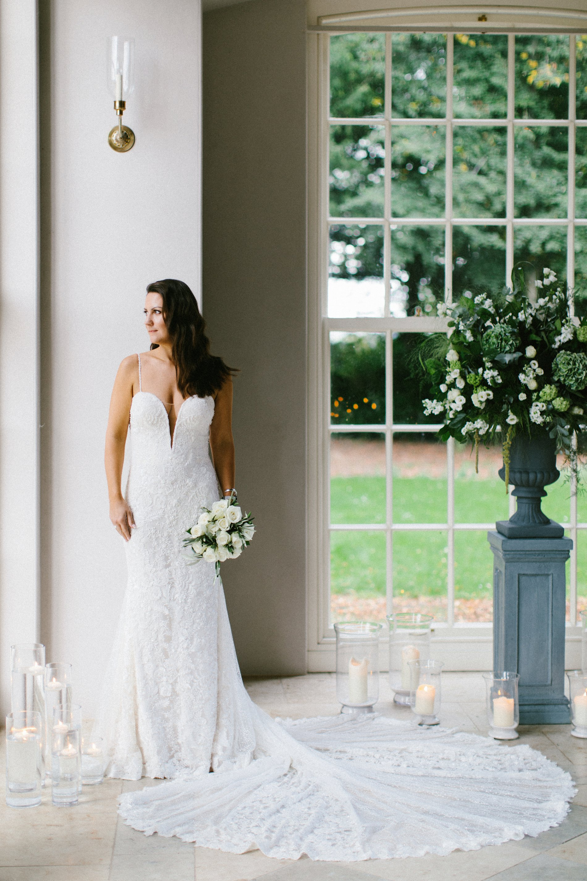 An Intimate Fine Art Wedding Shoot at Newby Hall (c) Melissa Beattie Photography (39)