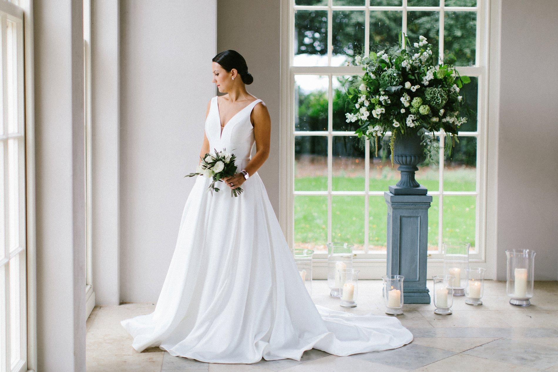 An Intimate Fine Art Wedding Shoot at Newby Hall (c) Melissa Beattie Photography (5)