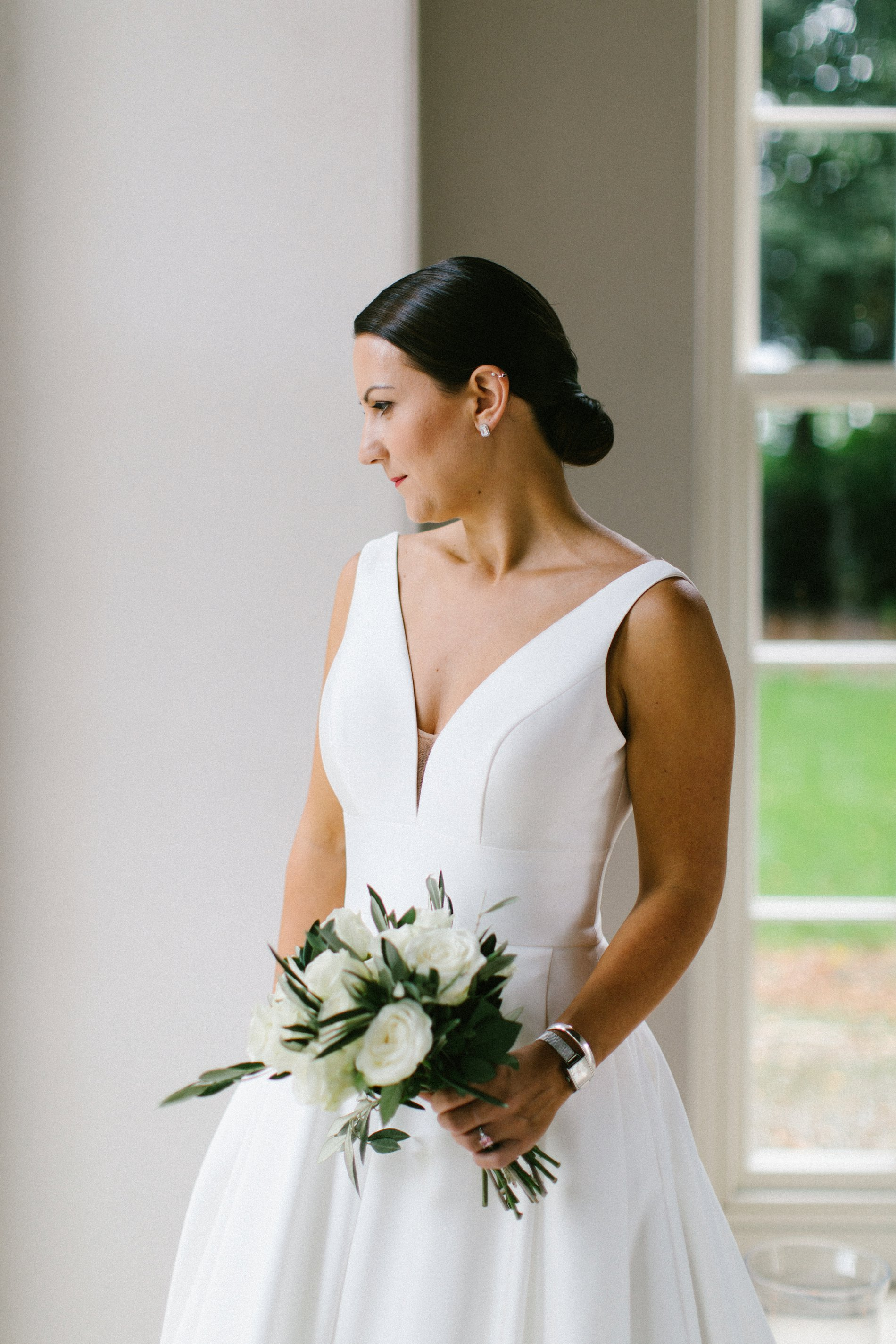 An Intimate Fine Art Wedding Shoot at Newby Hall (c) Melissa Beattie Photography (6)