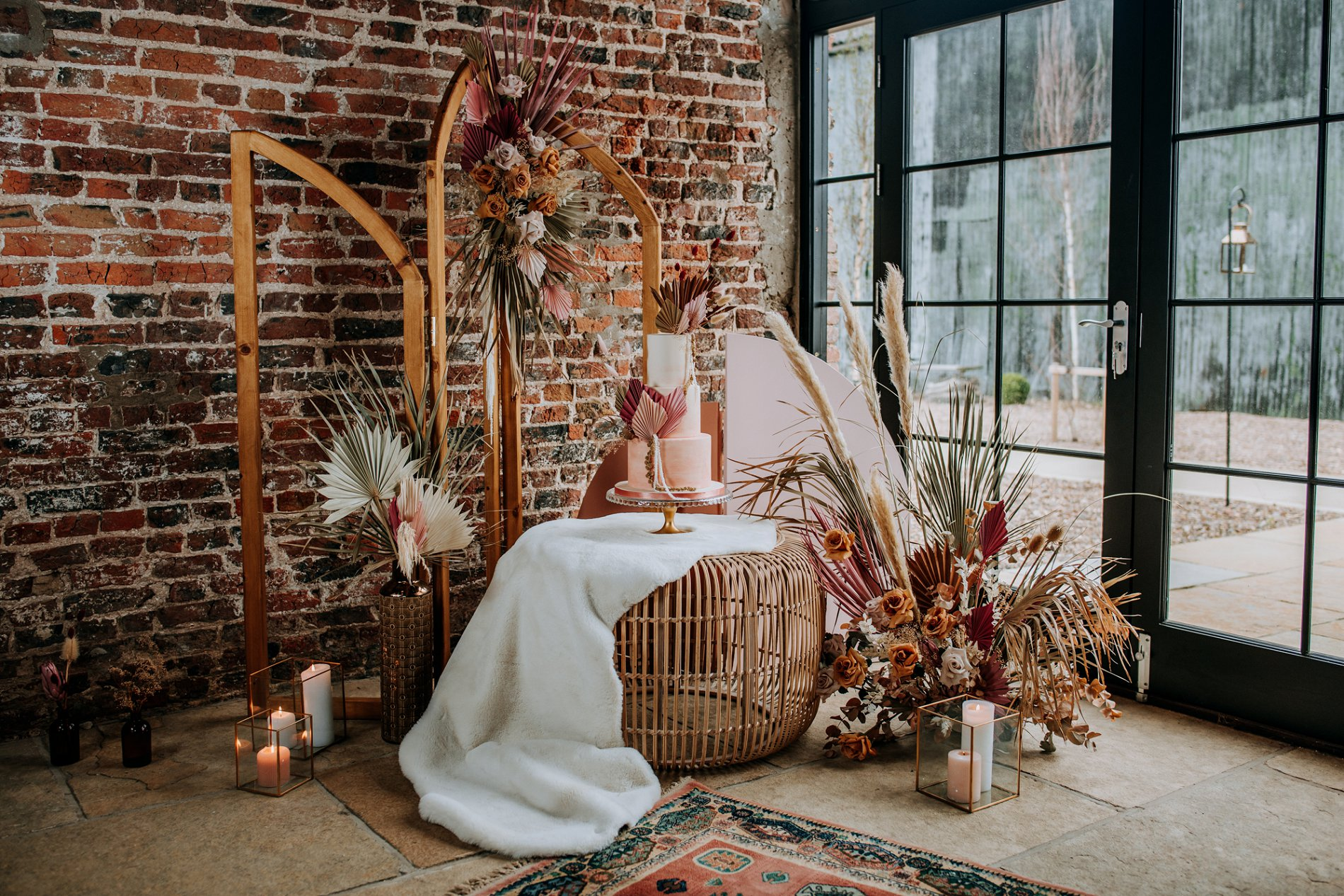 Boho Wedding Brunch (c) M and G Wedding Photography (19)