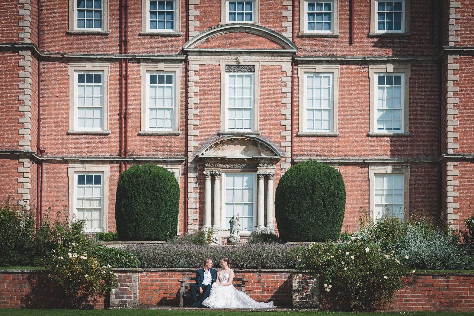 Renaissance Themed Shoot at Newby Hall Orangery