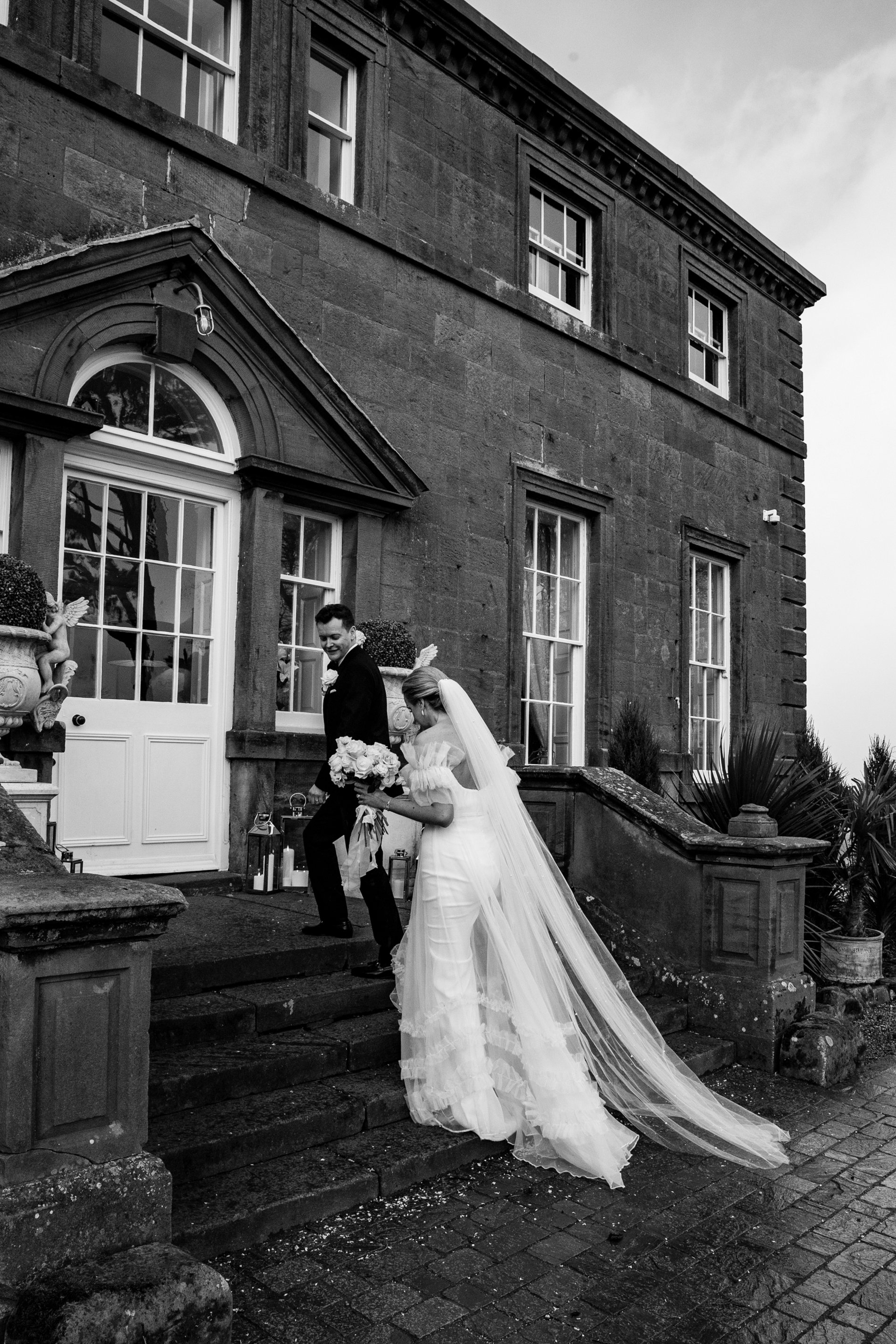 A Black Tie Wedding at Charlton Hall (c) Lee Scullion (108)