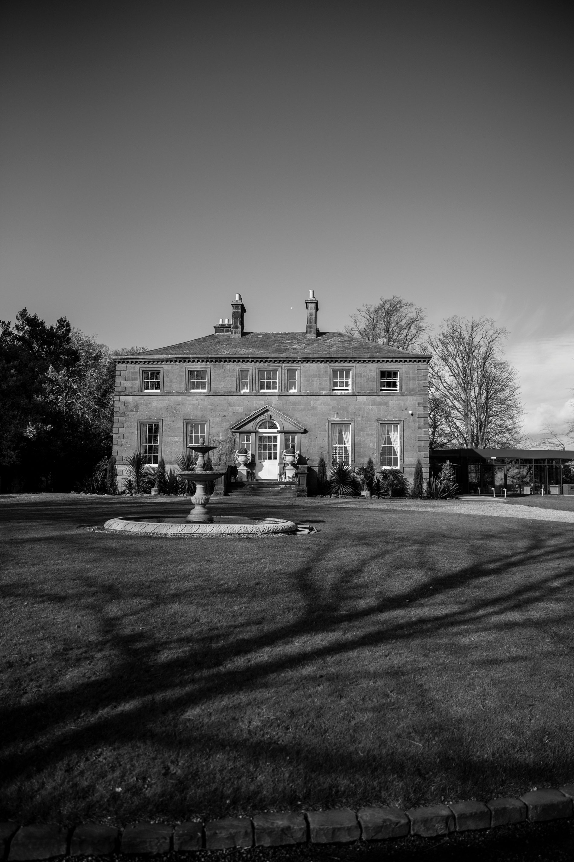 A Black Tie Wedding at Charlton Hall (c) Lee Scullion (2)