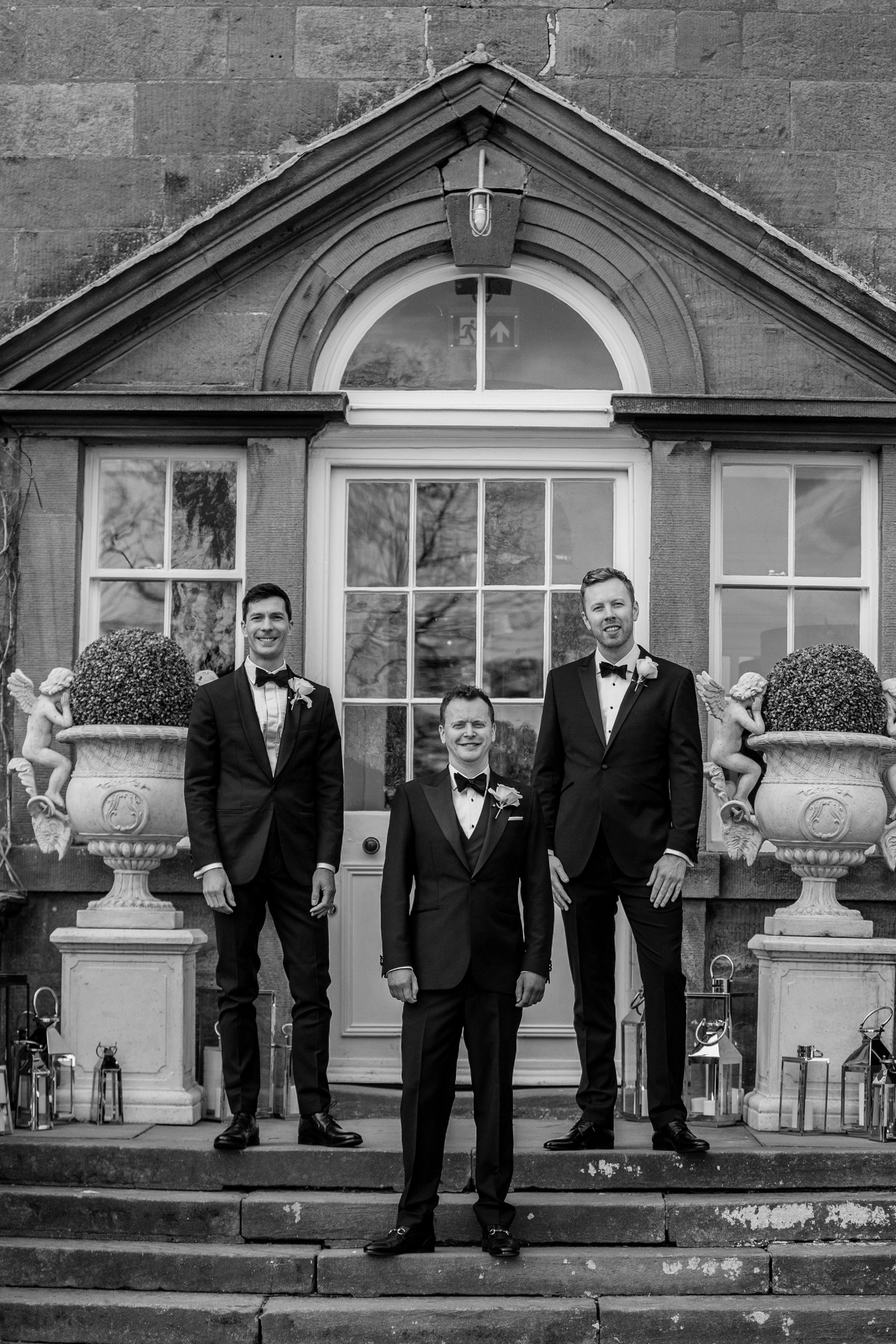 A Black Tie Wedding at Charlton Hall (c) Lee Scullion (41)