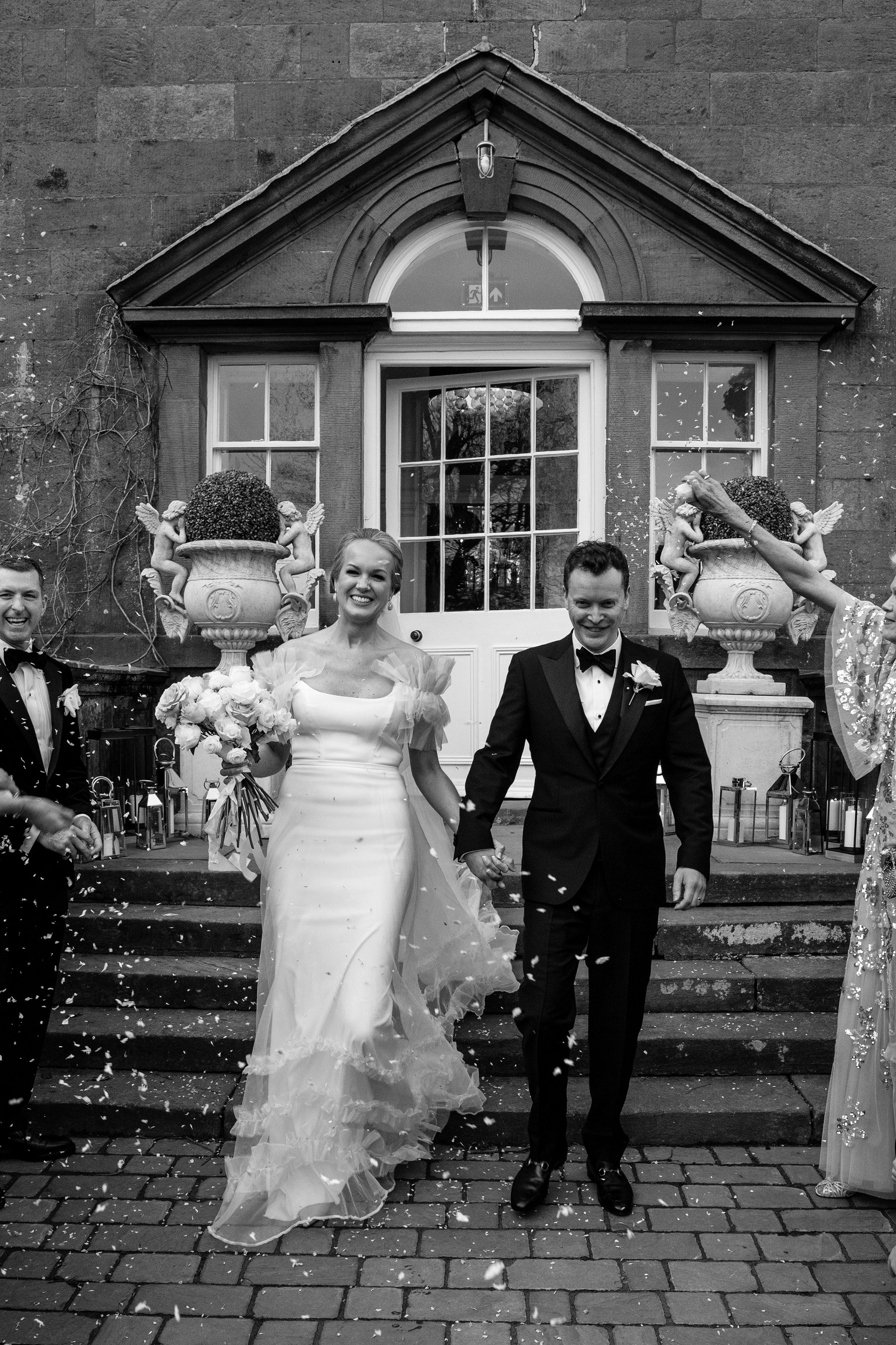 A Black Tie Wedding at Charlton Hall (c) Lee Scullion (90)