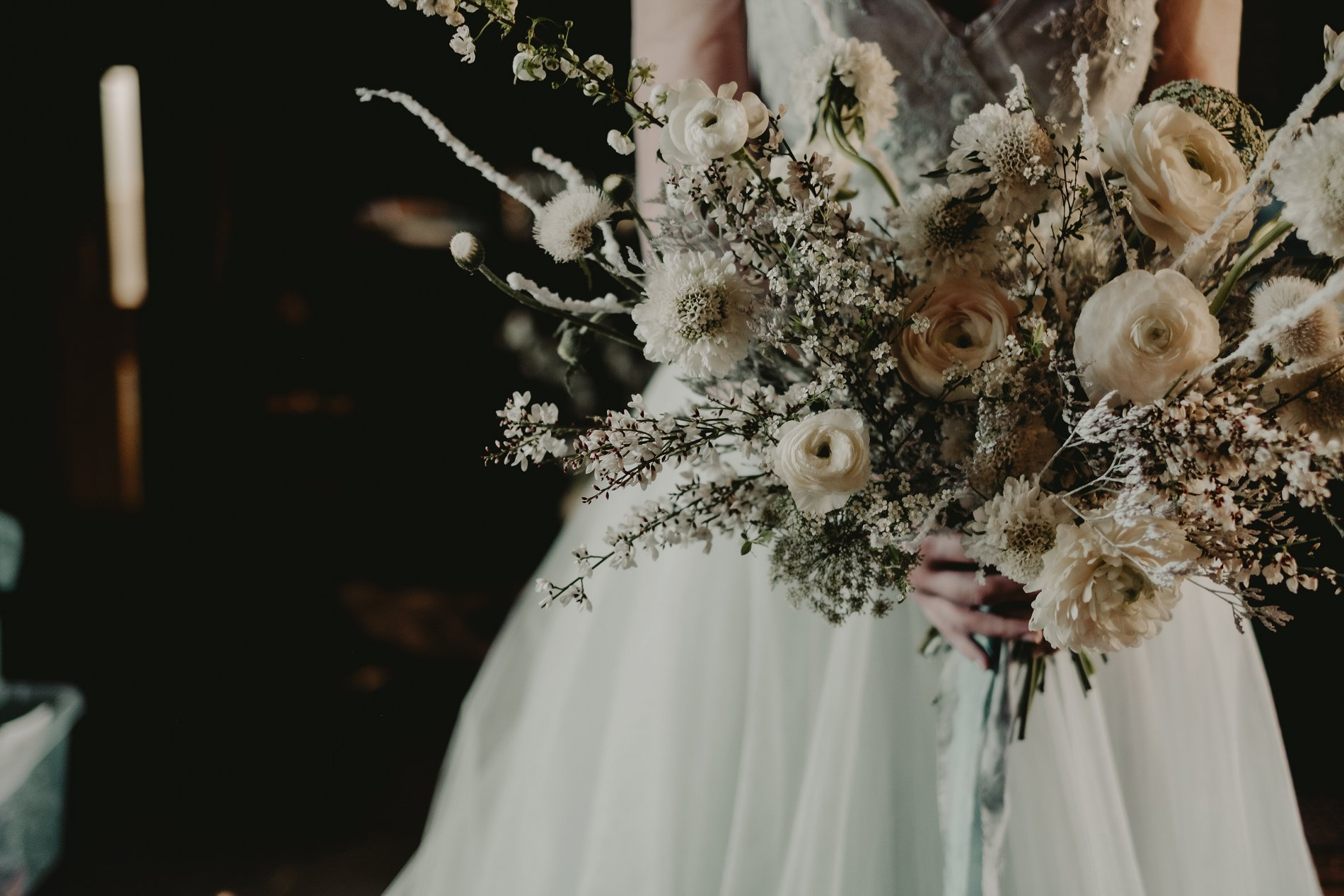 An Ethereal Winter Wedding Styled Shoot (c) Caroline Goosey Photography (12)