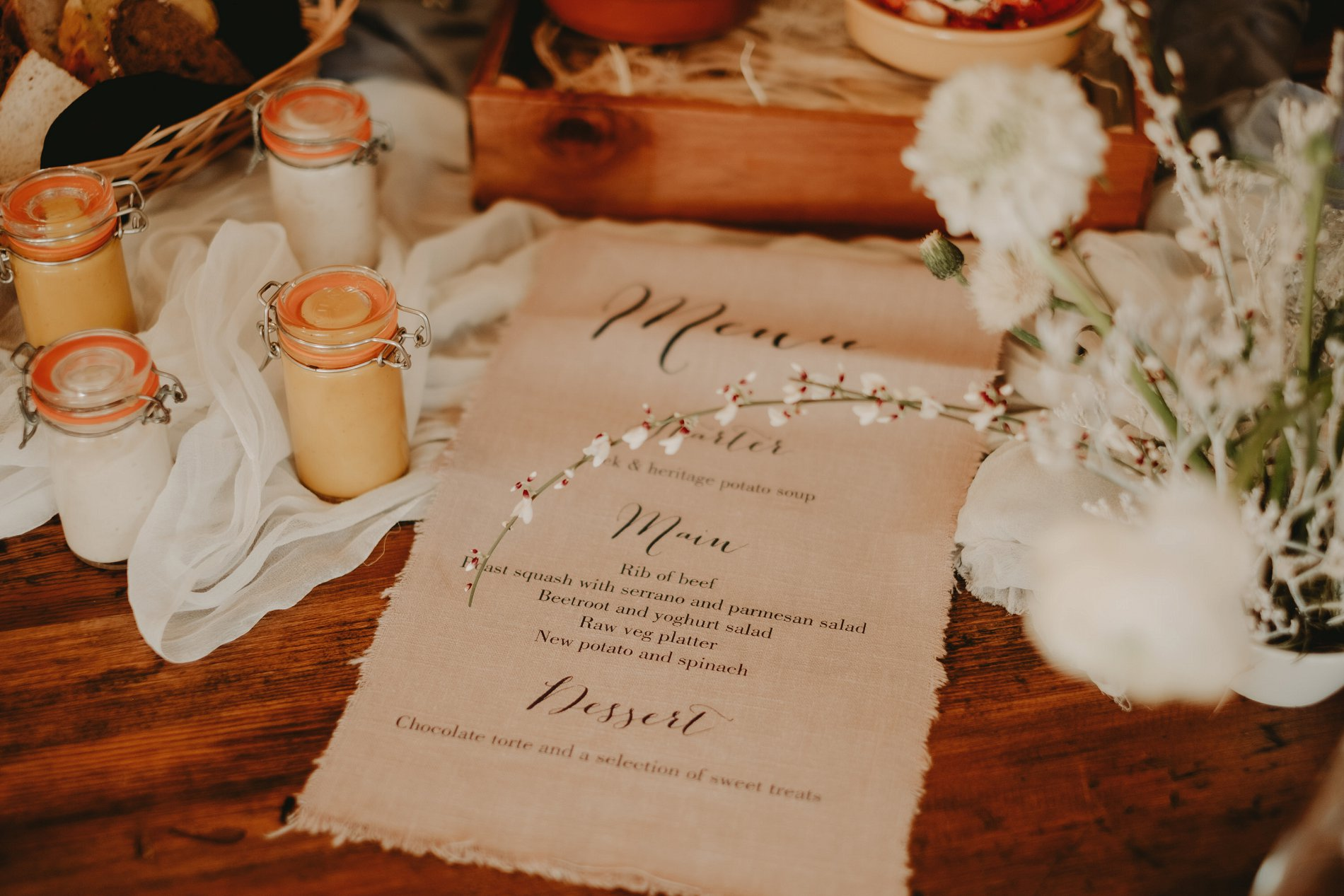 An Ethereal Winter Wedding Styled Shoot (c) Caroline Goosey Photography (15)