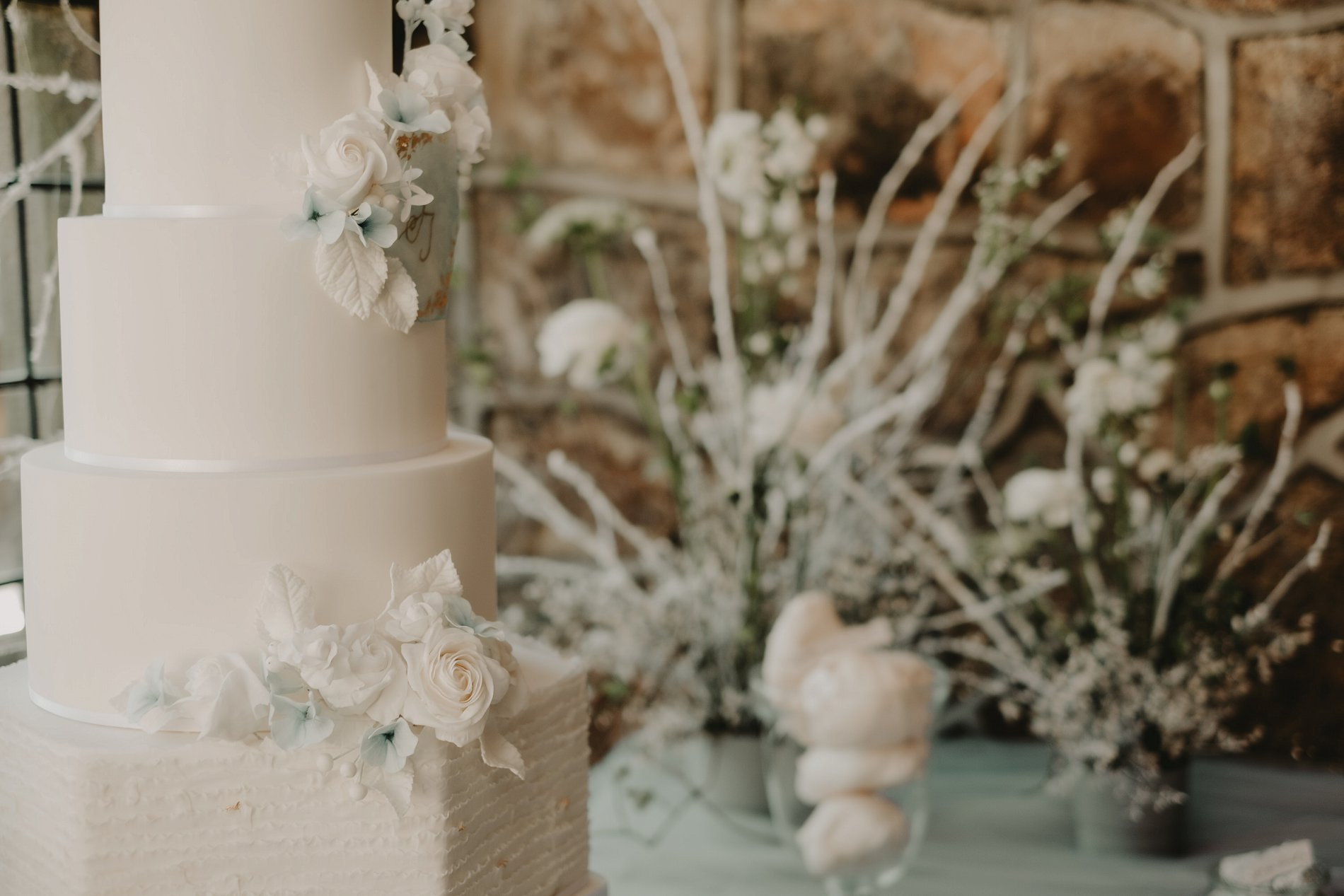 An Ethereal Winter Wedding Styled Shoot (c) Caroline Goosey Photography (24)