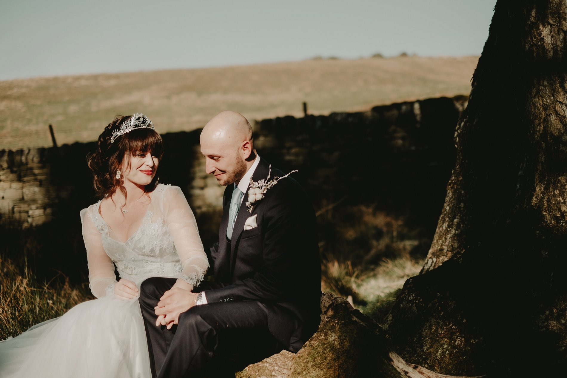 An Ethereal Winter Wedding Styled Shoot (c) Caroline Goosey Photography (29)