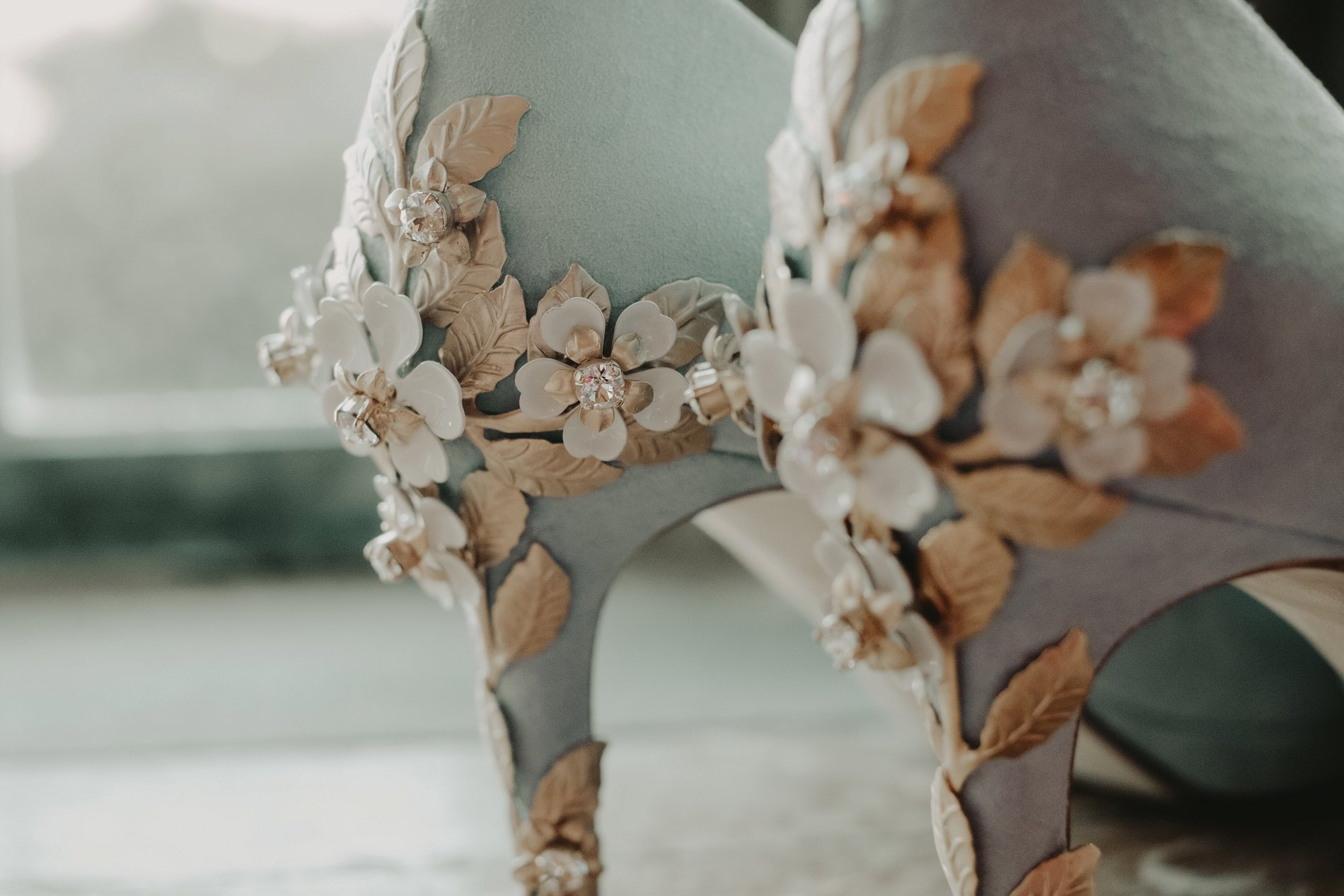 An Ethereal Winter Wedding Styled Shoot (c) Caroline Goosey Photography (3)