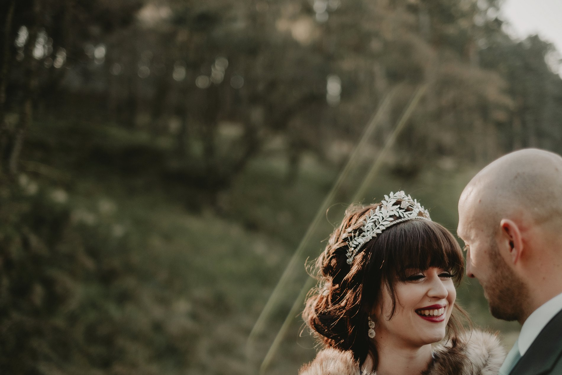 An Ethereal Winter Wedding Styled Shoot (c) Caroline Goosey Photography (31)