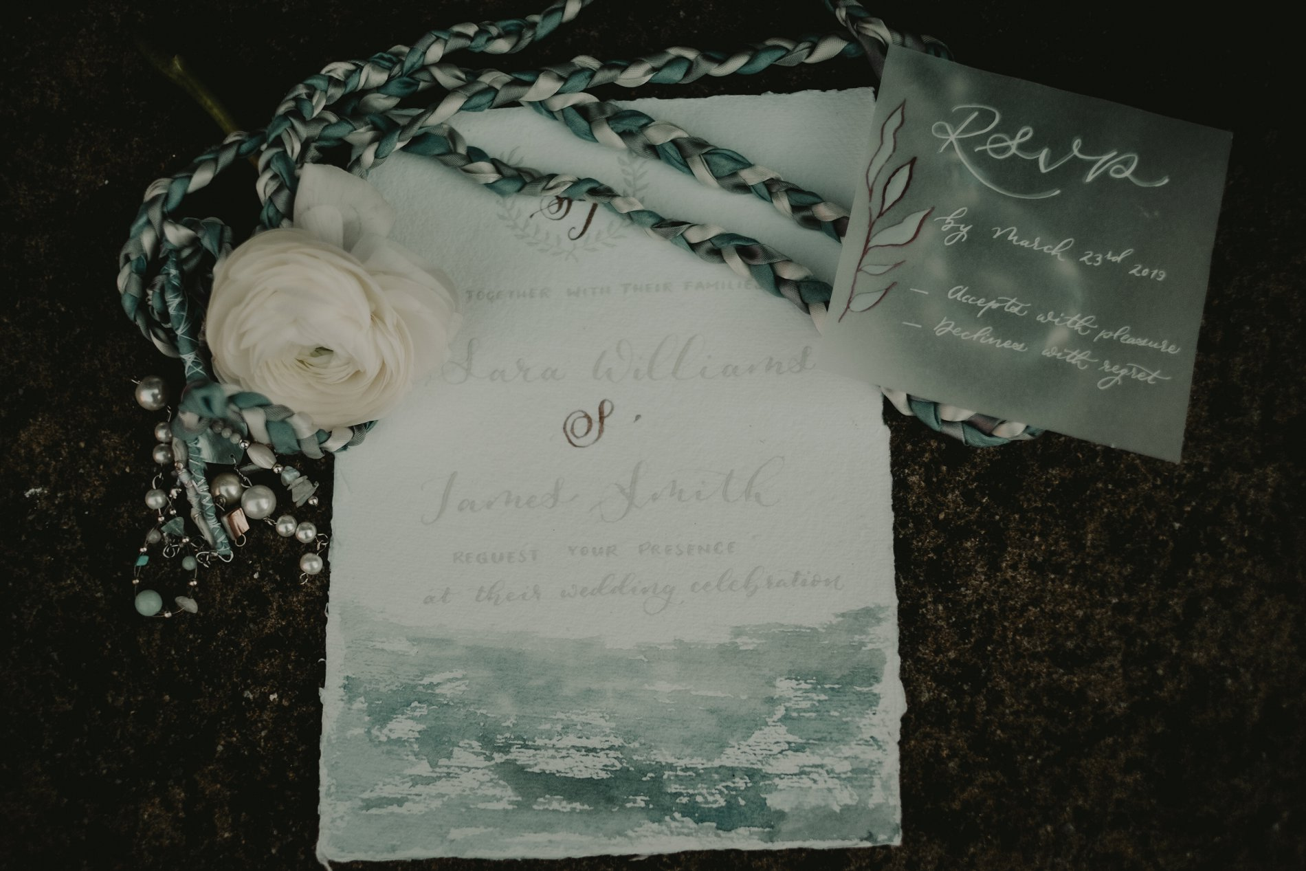 An Ethereal Winter Wedding Styled Shoot (c) Caroline Goosey Photography (38)