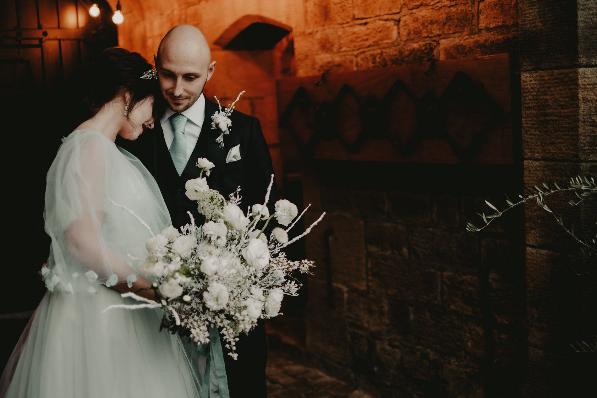 An Ethereal Winter Wedding Styled Shoot (c) Caroline Goosey Photography (43)