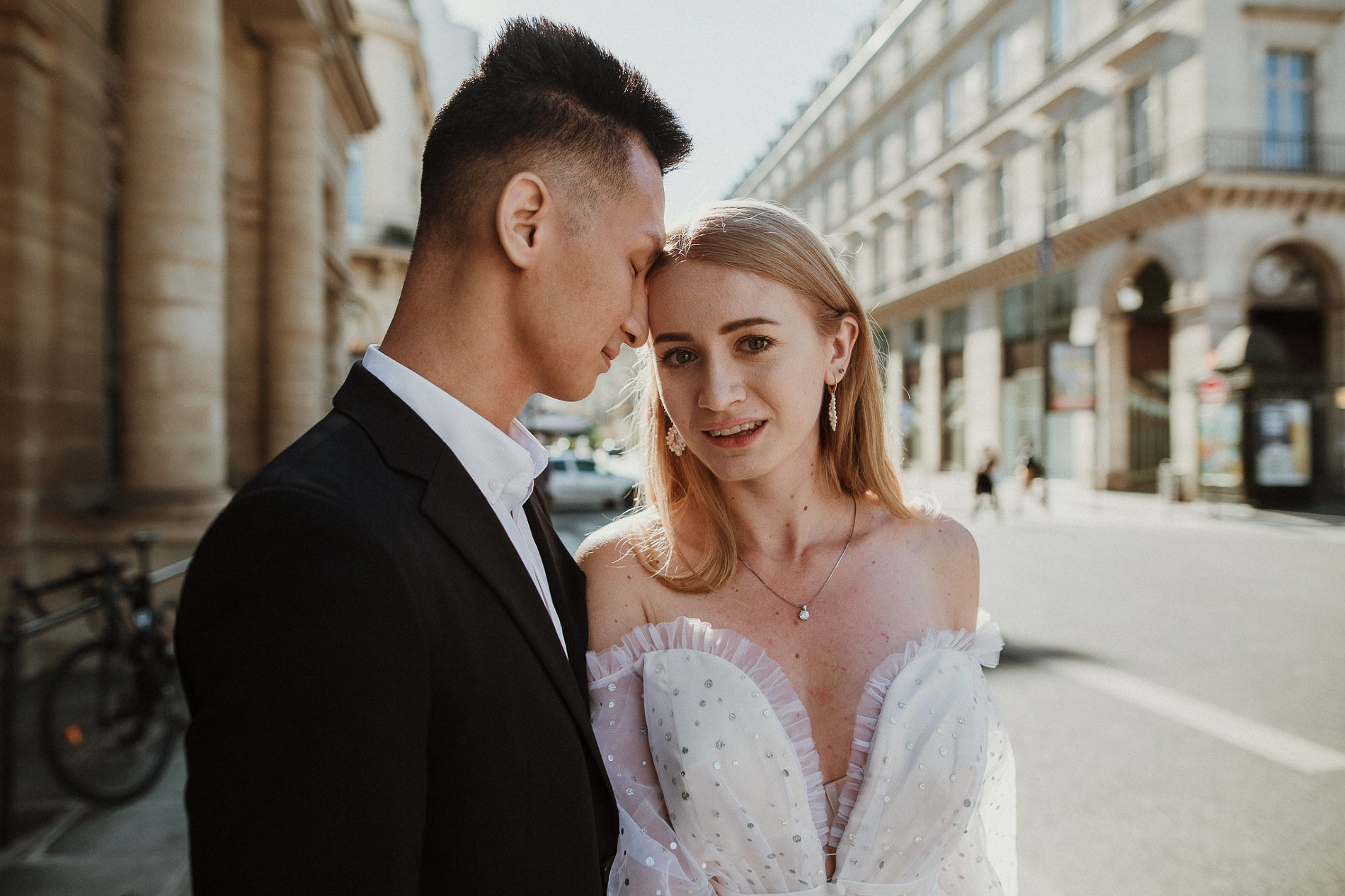 Miss He Bridal Romantic Paris Elopement (c) Xanthe Rowland Photography (23)