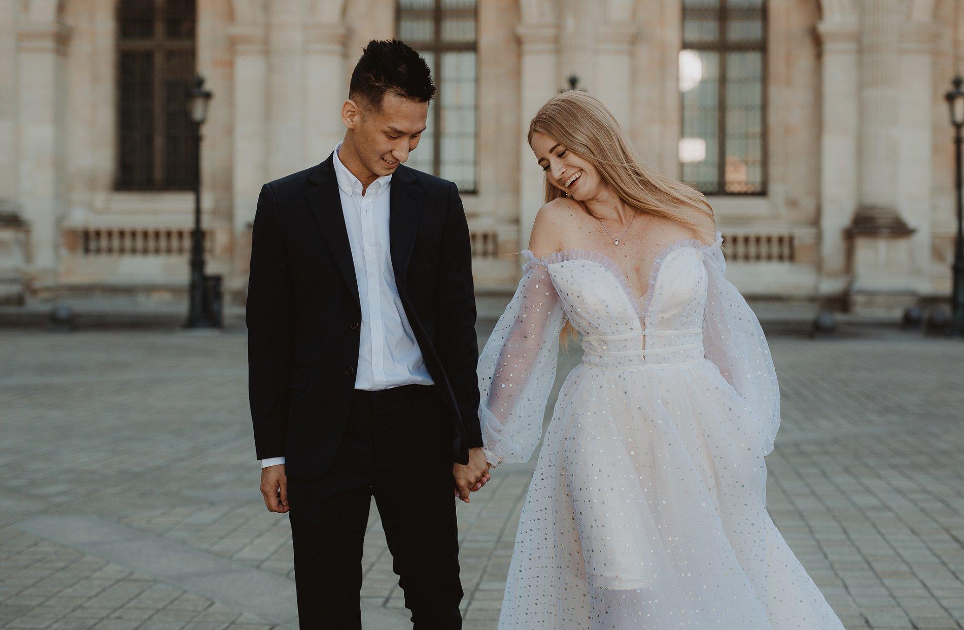 Miss He Bridal Romantic Paris Elopement (c) Xanthe Rowland Photography (29)