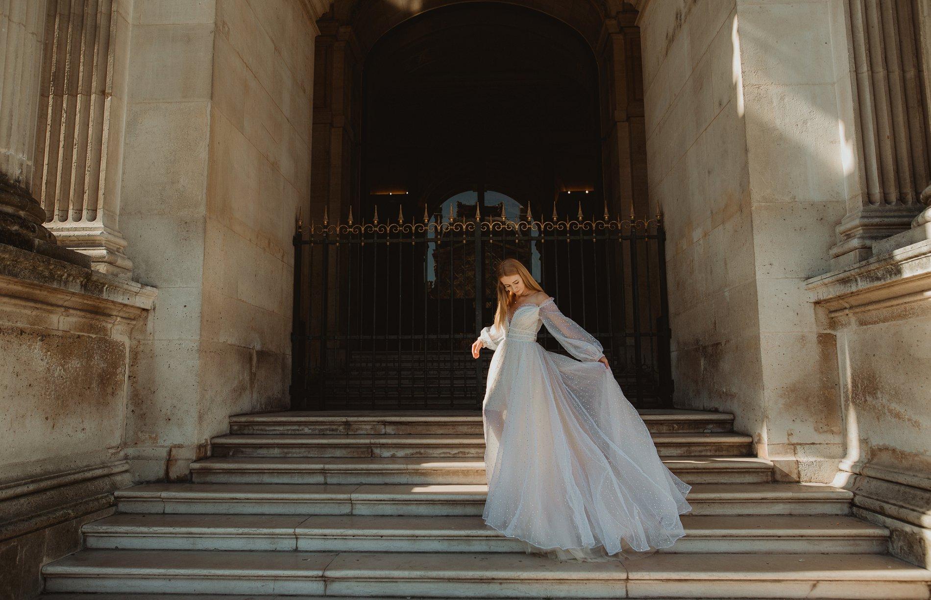 Miss He Bridal Romantic Paris Elopement (c) Xanthe Rowland Photography (31)