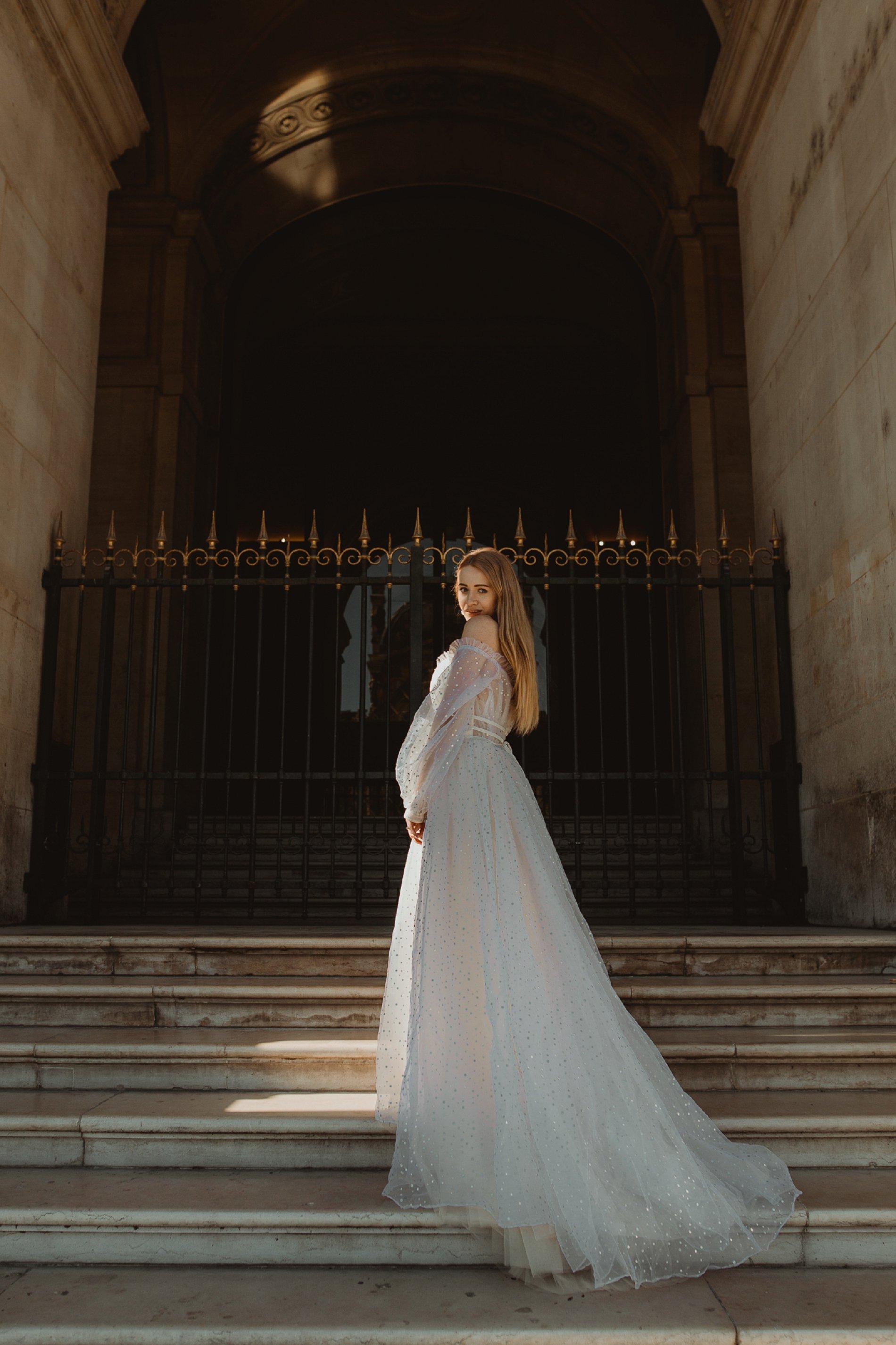 Miss He Bridal Romantic Paris Elopement (c) Xanthe Rowland Photography (32)
