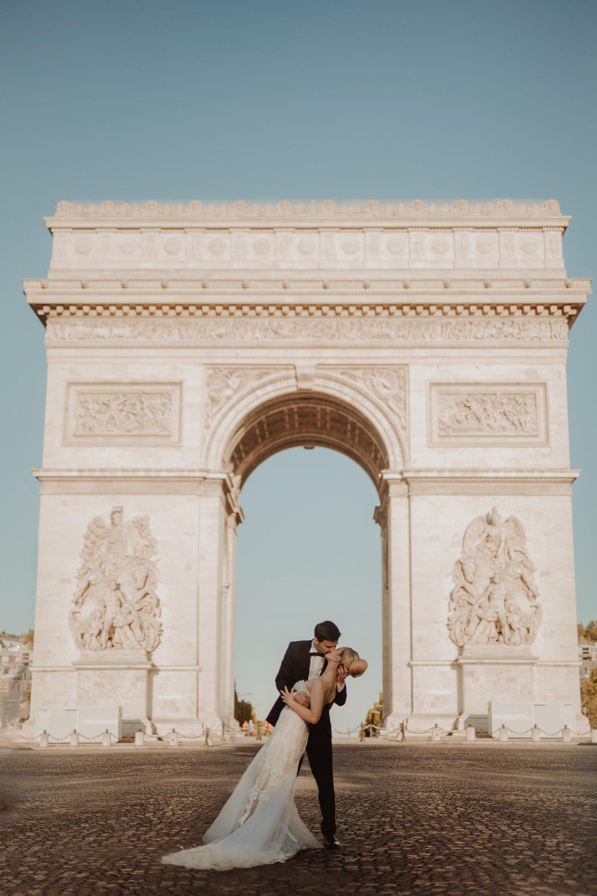 Miss He Bridal Romantic Paris Elopement (c) Xanthe Rowland Photography (36)