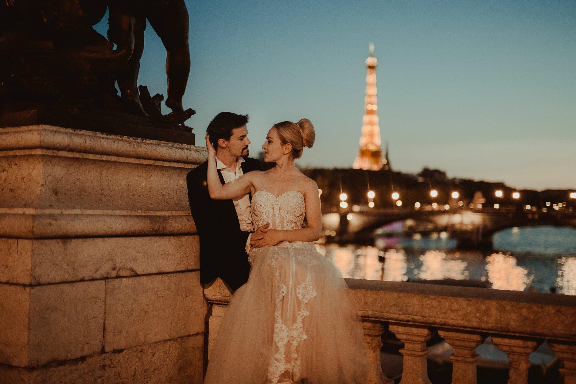 Miss He Bridal Romantic Paris Elopement (c) Xanthe Rowland Photography (50)