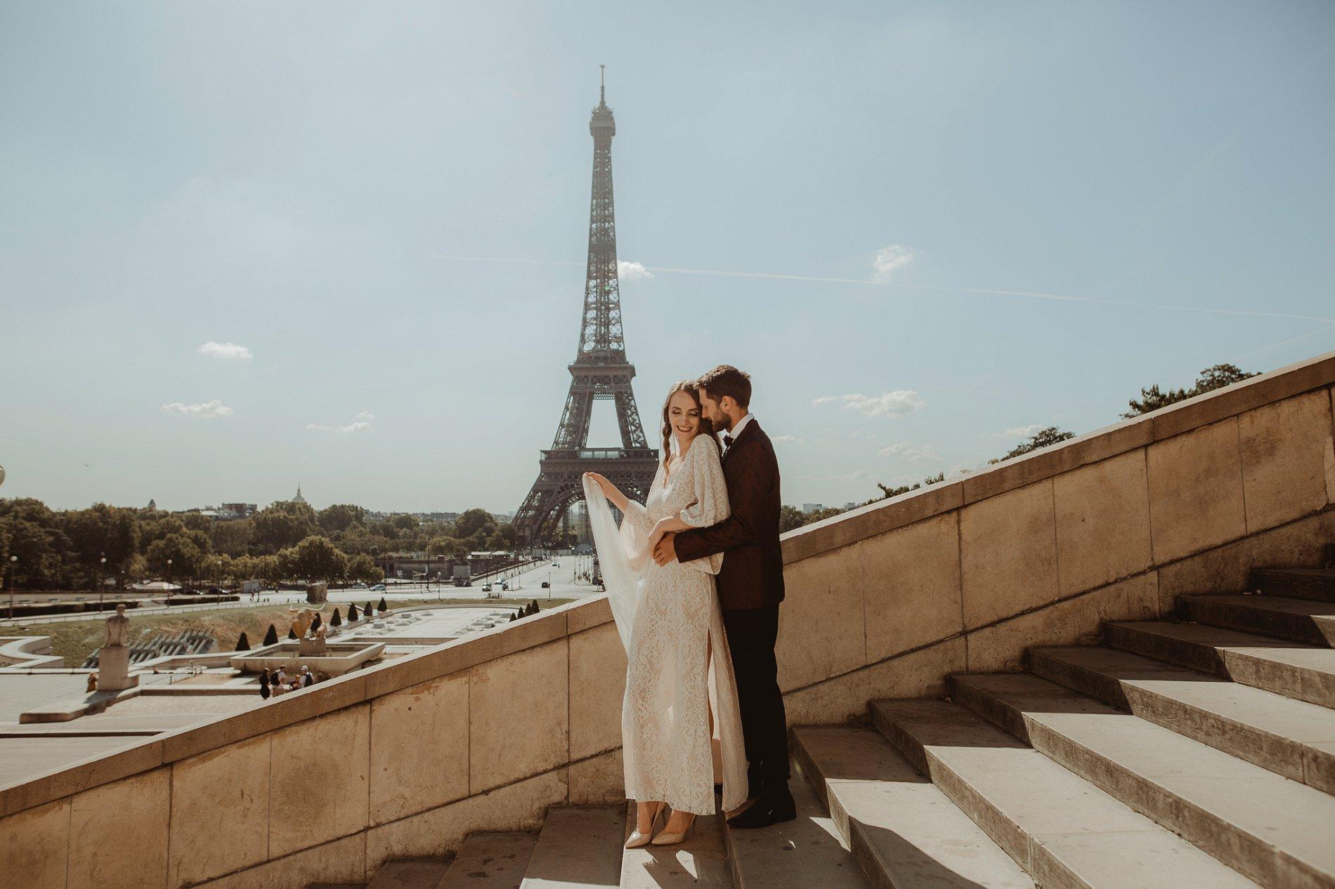 Miss He Bridal Romantic Paris Elopement (c) Xanthe Rowland Photography (9)