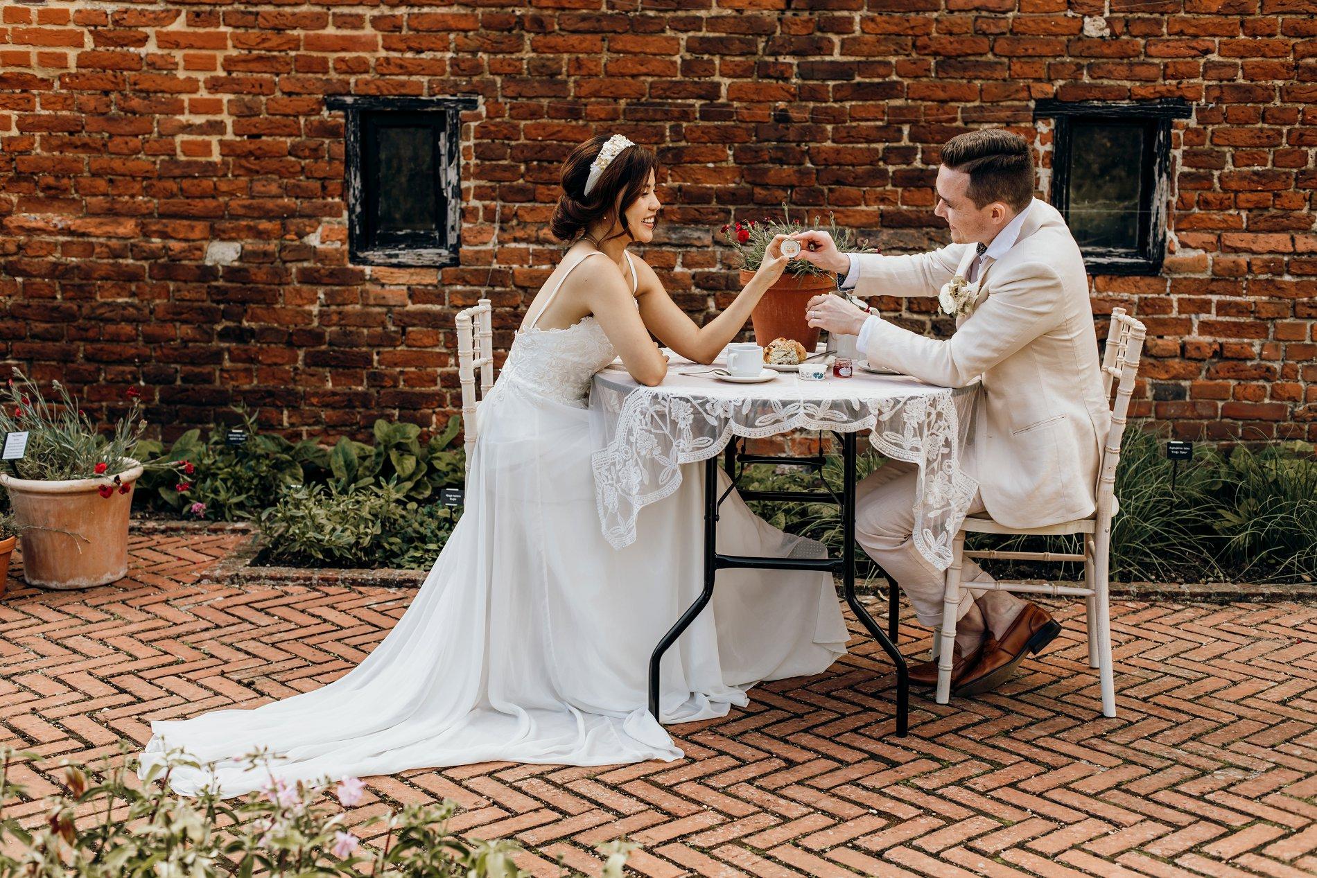 A Golden Boho Wedding Shoot at Cressing Temple Barns (c) Kate Boston Photography (33)