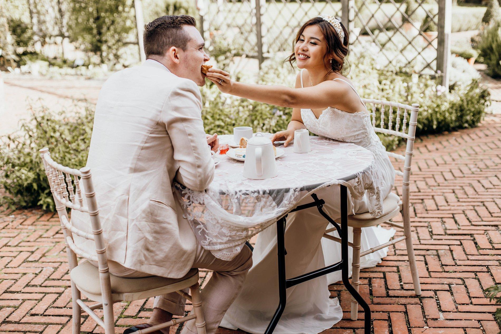 A Golden Boho Wedding Shoot at Cressing Temple Barns (c) Kate Boston Photography (34)