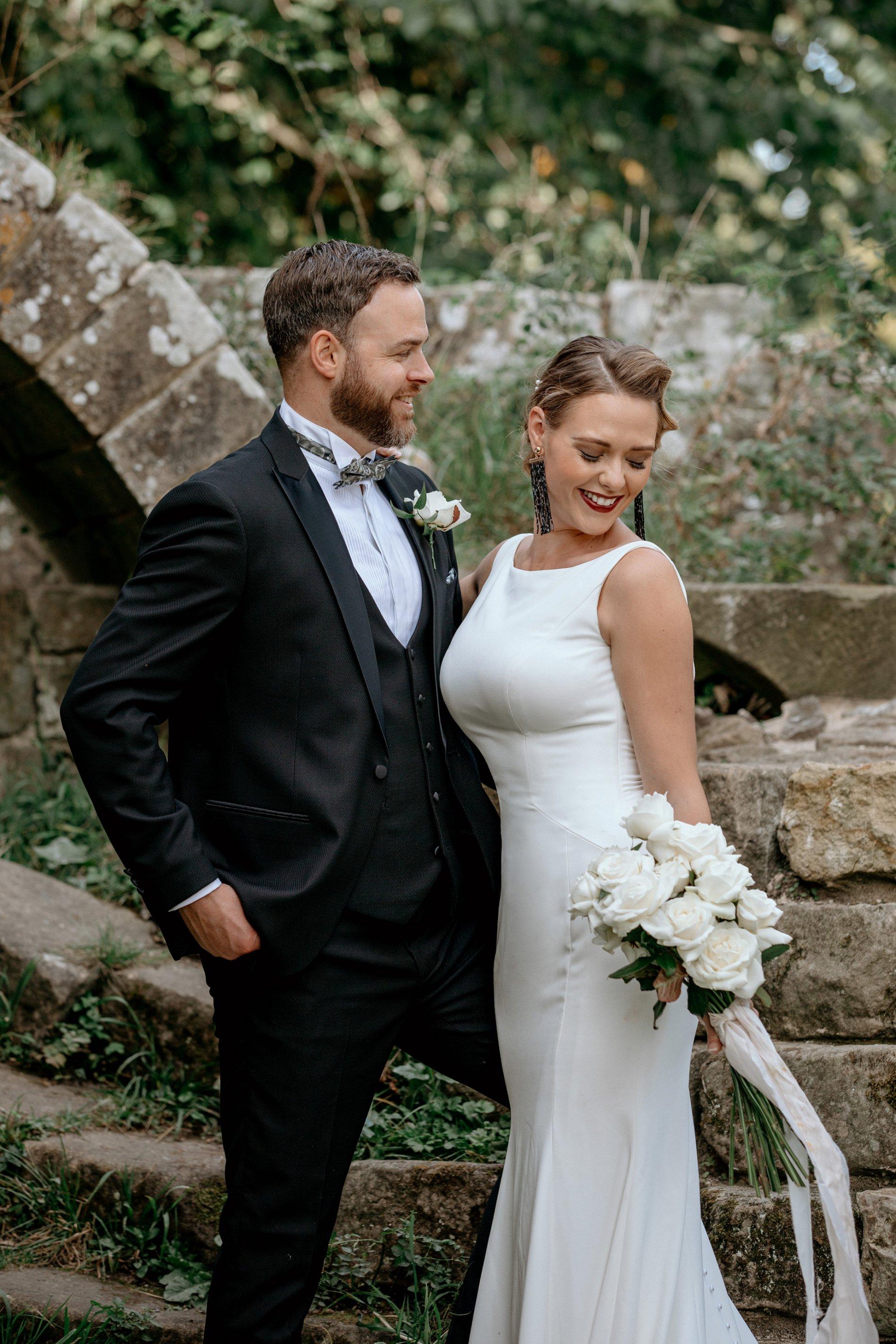 An Elegant Wedding Shoot at Jervaulx Abbey (c) Natalie Hamilton Photography (10)