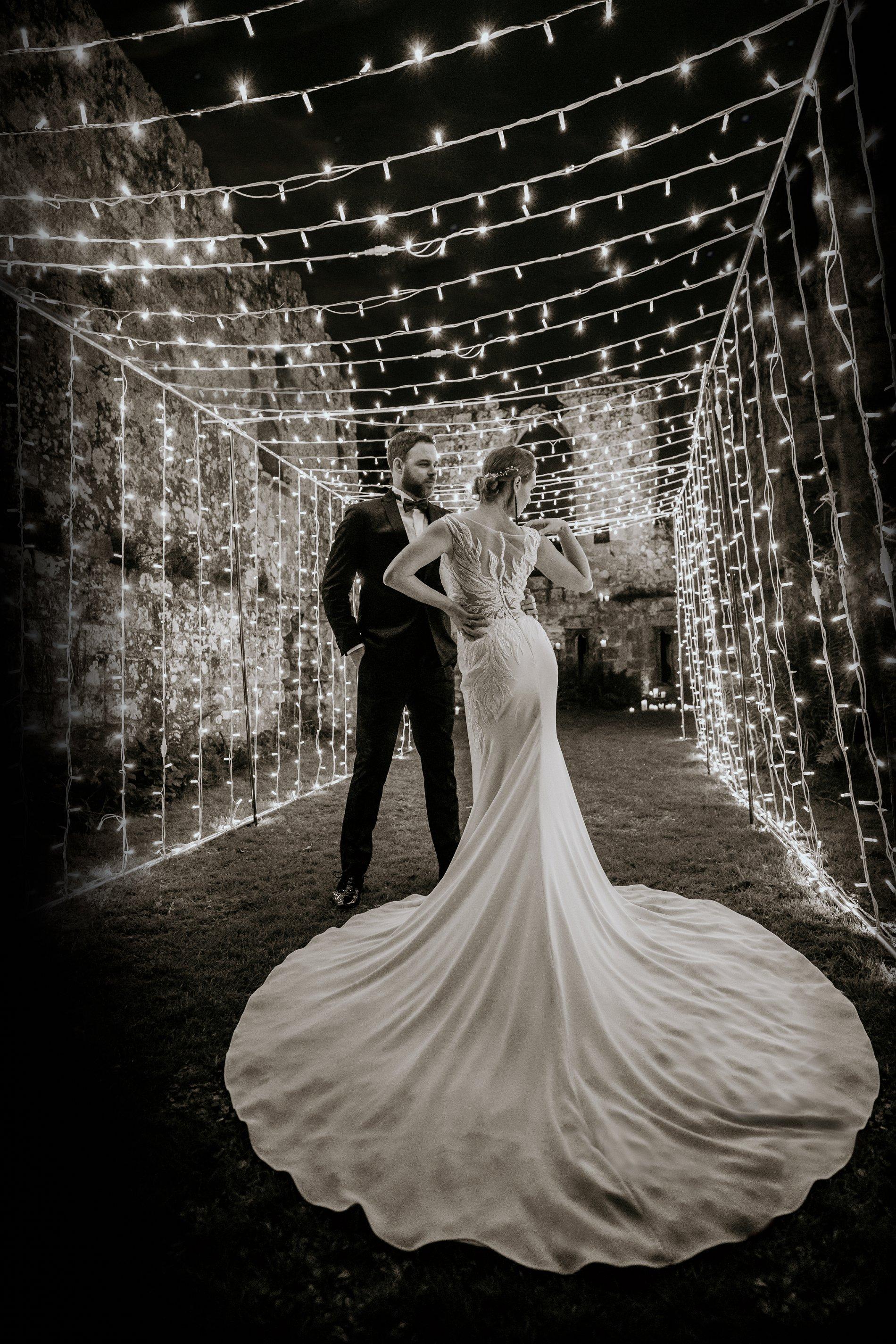 An Elegant Wedding Shoot at Jervaulx Abbey (c) Natalie Hamilton Photography (103)