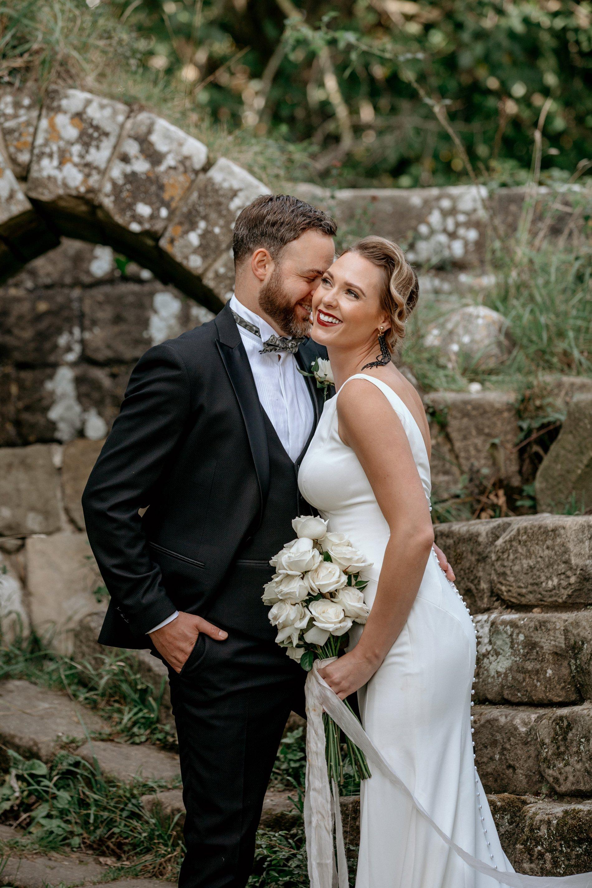 An Elegant Wedding Shoot at Jervaulx Abbey (c) Natalie Hamilton Photography (11)