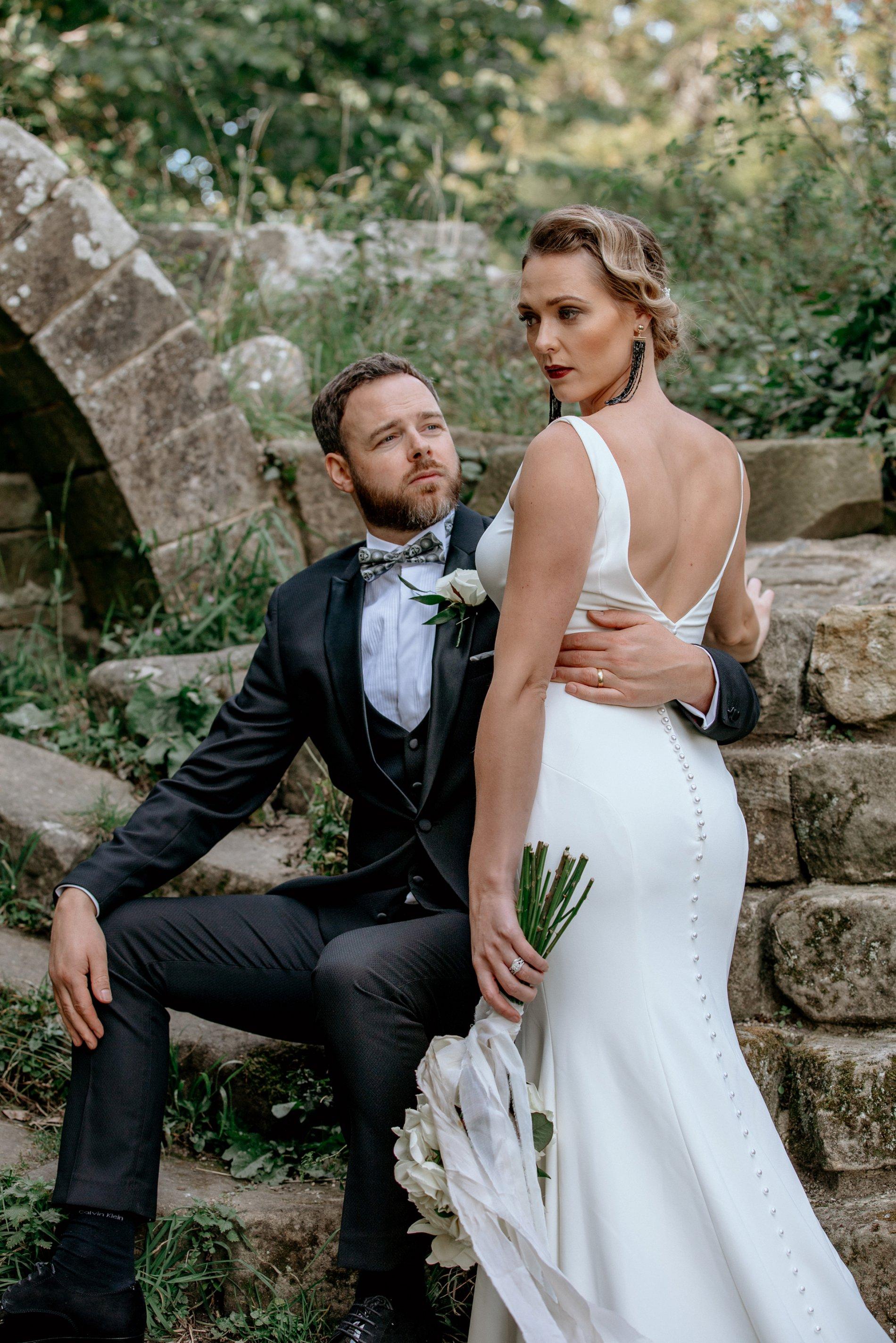 An Elegant Wedding Shoot at Jervaulx Abbey (c) Natalie Hamilton Photography (12)