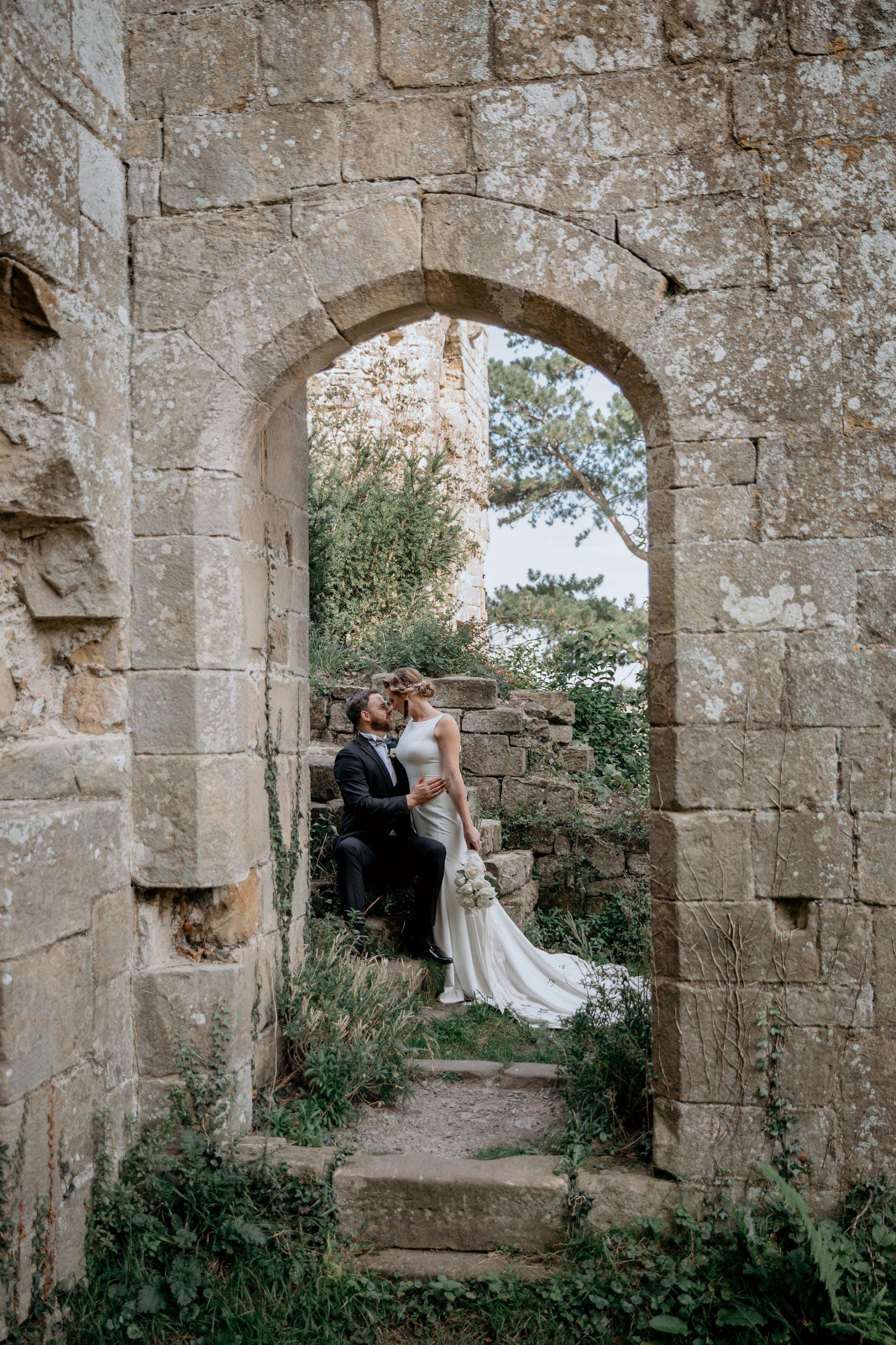An Elegant Wedding Shoot at Jervaulx Abbey (c) Natalie Hamilton Photography (13)