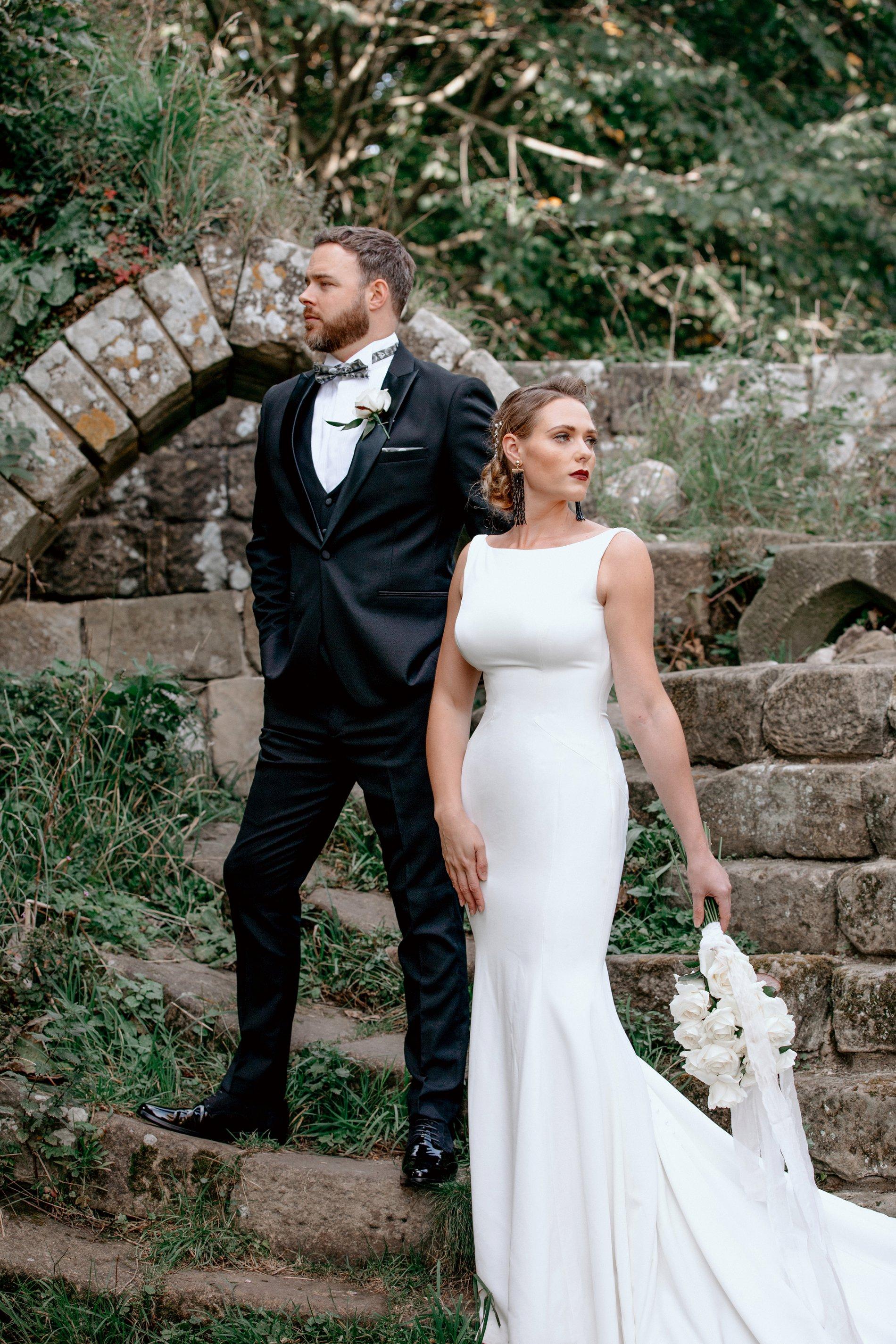 An Elegant Wedding Shoot at Jervaulx Abbey (c) Natalie Hamilton Photography (16)