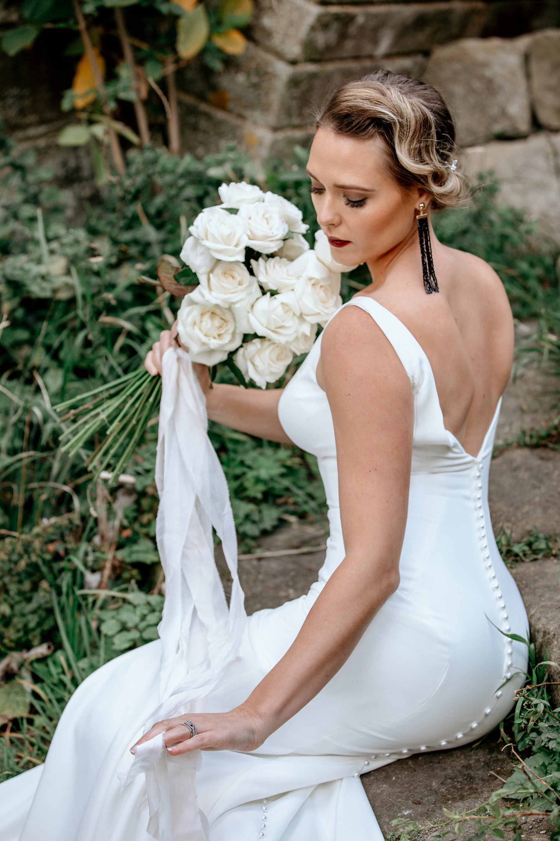 An Elegant Wedding Shoot at Jervaulx Abbey (c) Natalie Hamilton Photography (17)