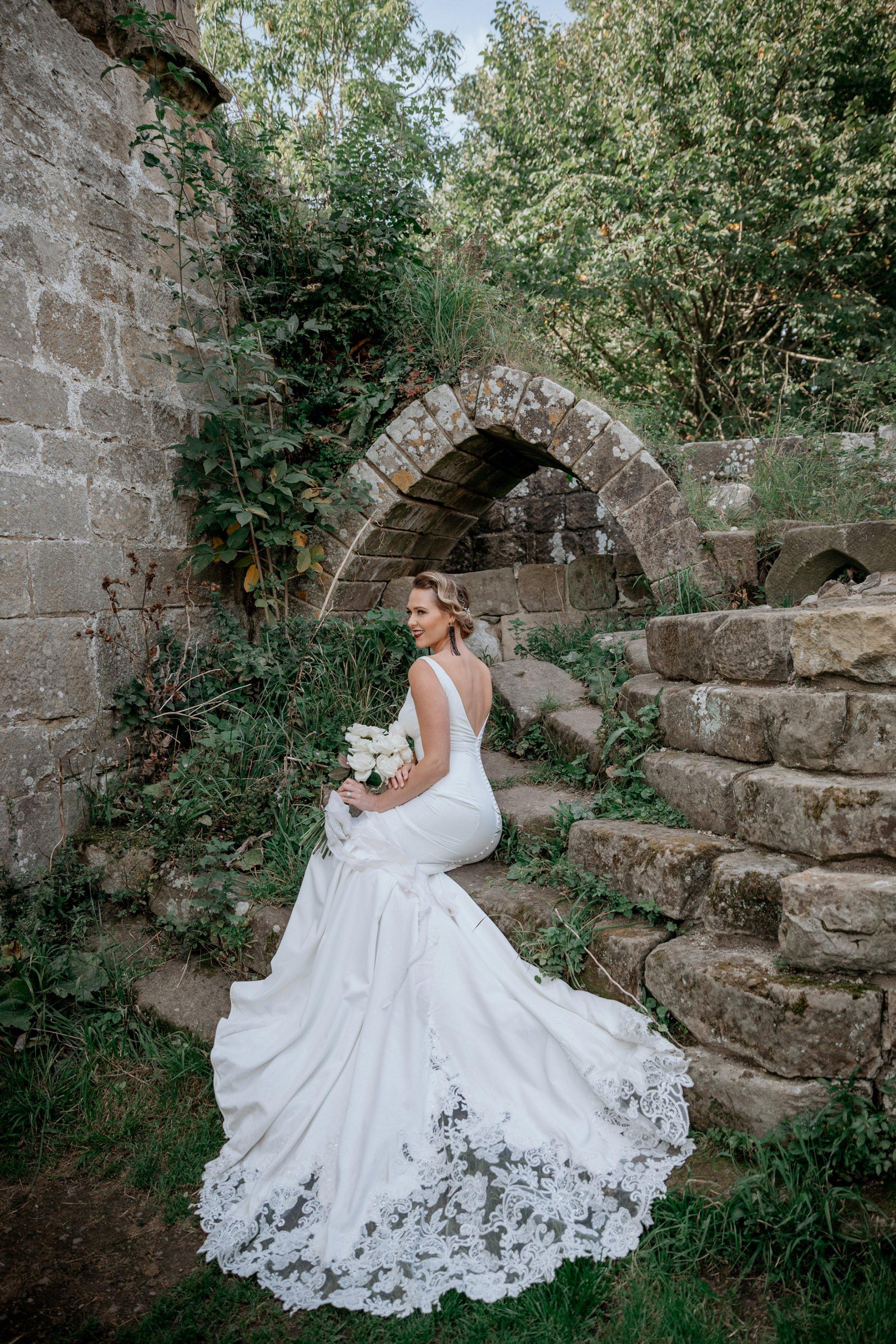 An Elegant Wedding Shoot at Jervaulx Abbey (c) Natalie Hamilton Photography (19)