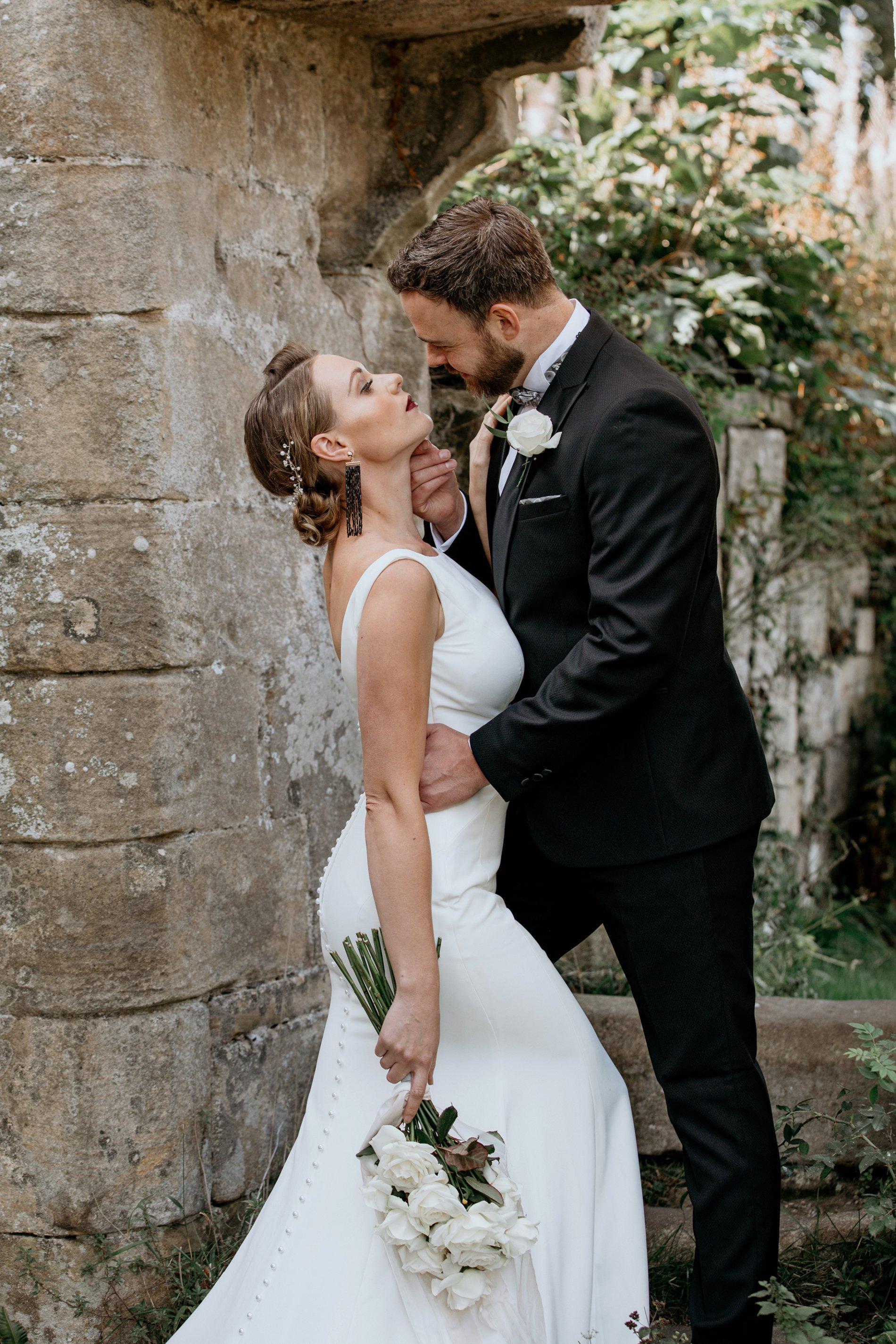 An Elegant Wedding Shoot at Jervaulx Abbey (c) Natalie Hamilton Photography (2)