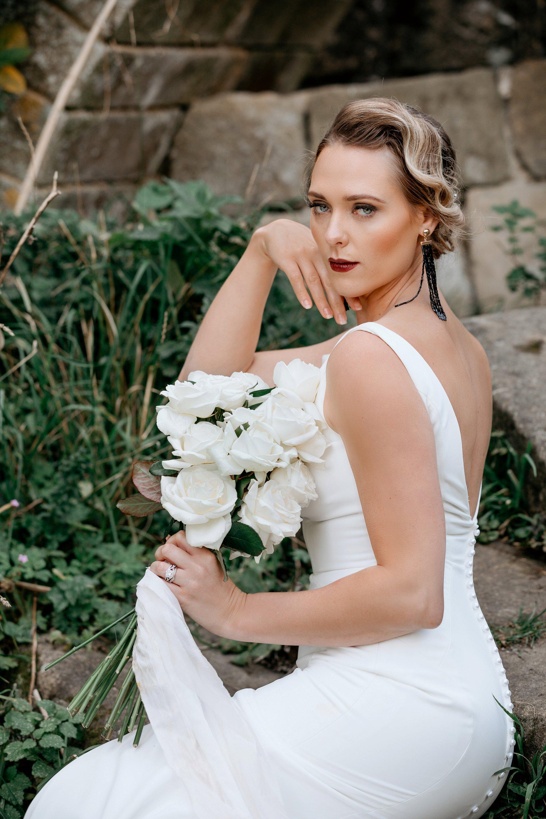 An Elegant Wedding Shoot at Jervaulx Abbey (c) Natalie Hamilton Photography (20)