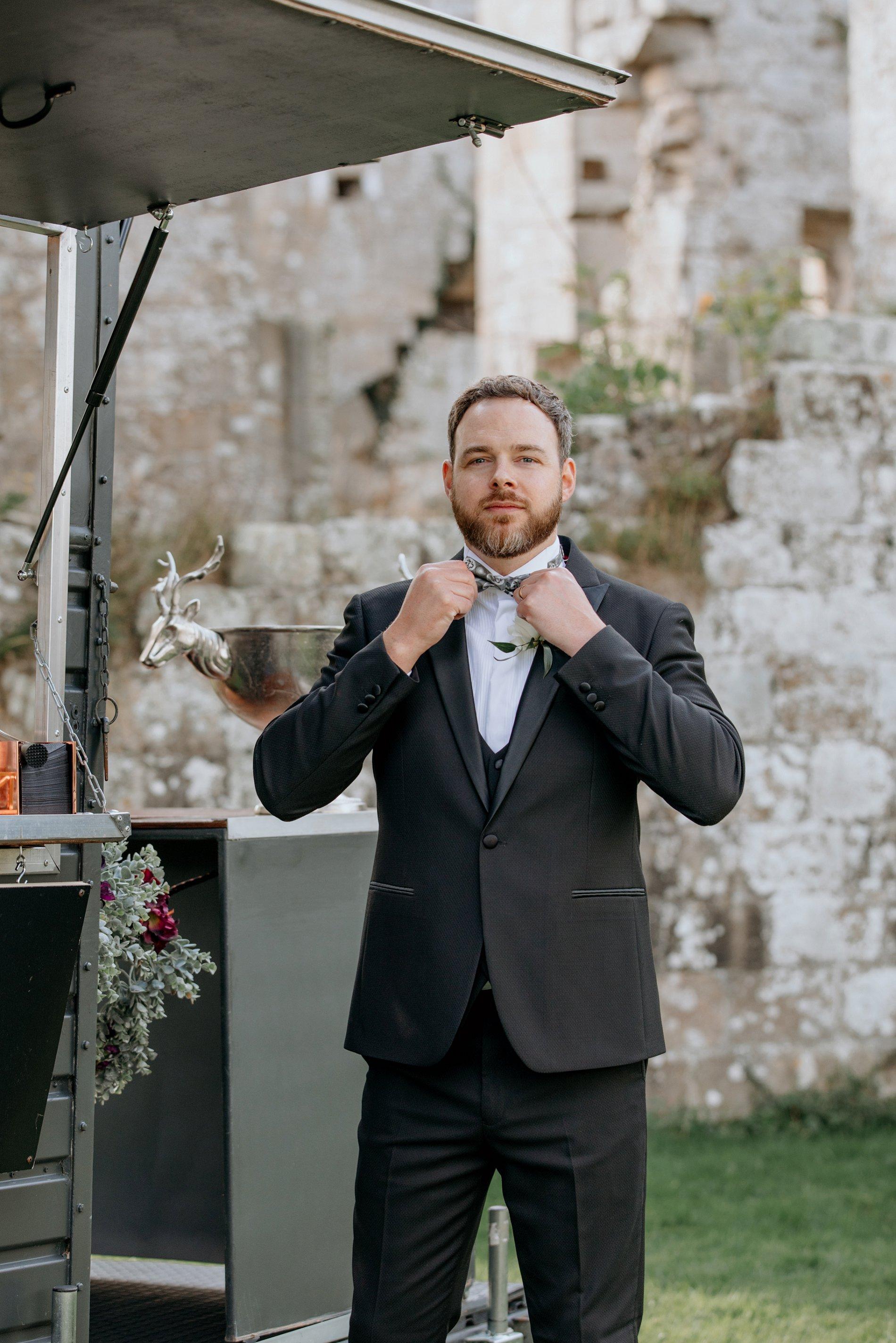 An Elegant Wedding Shoot at Jervaulx Abbey (c) Natalie Hamilton Photography (28)