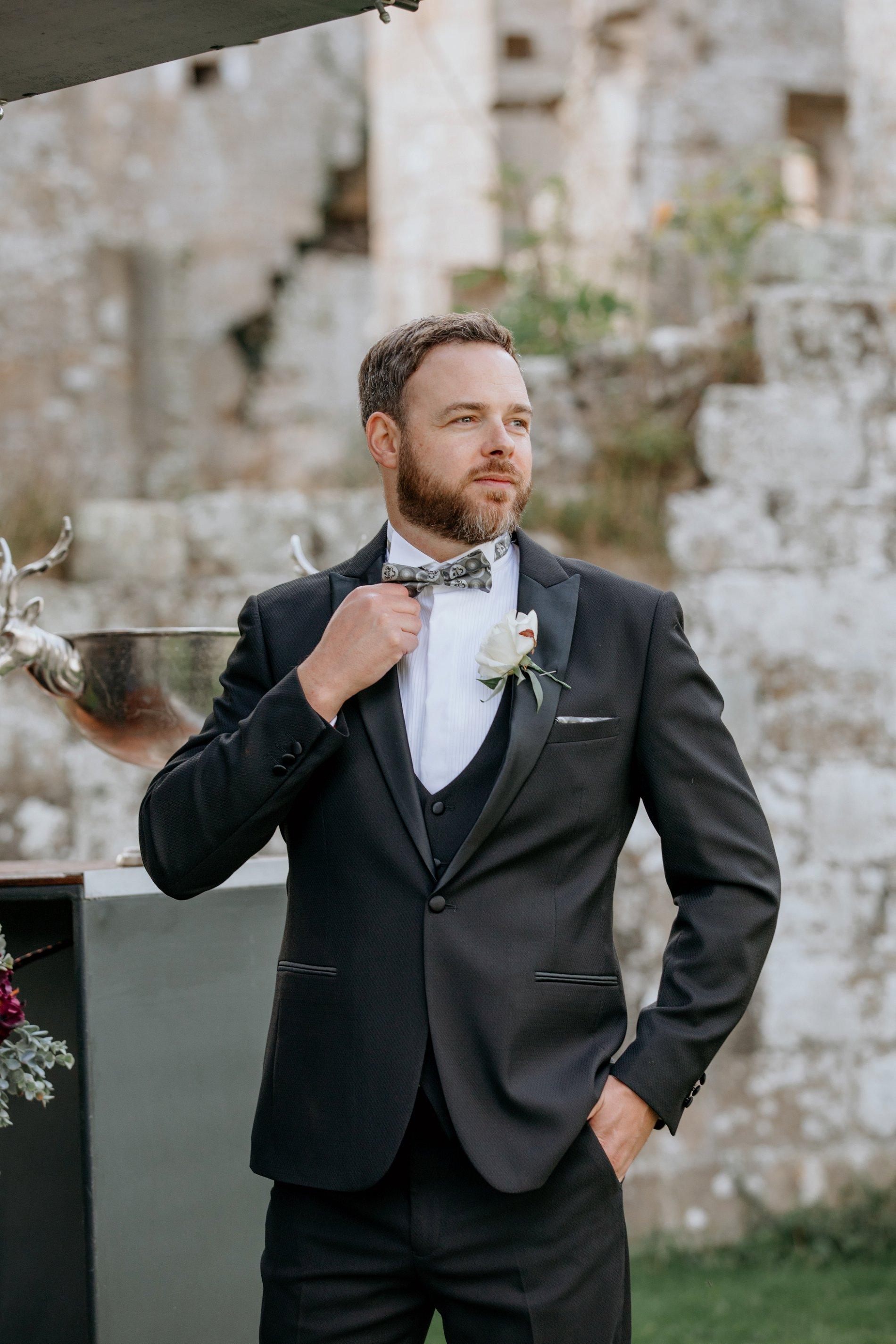 An Elegant Wedding Shoot at Jervaulx Abbey (c) Natalie Hamilton Photography (29)
