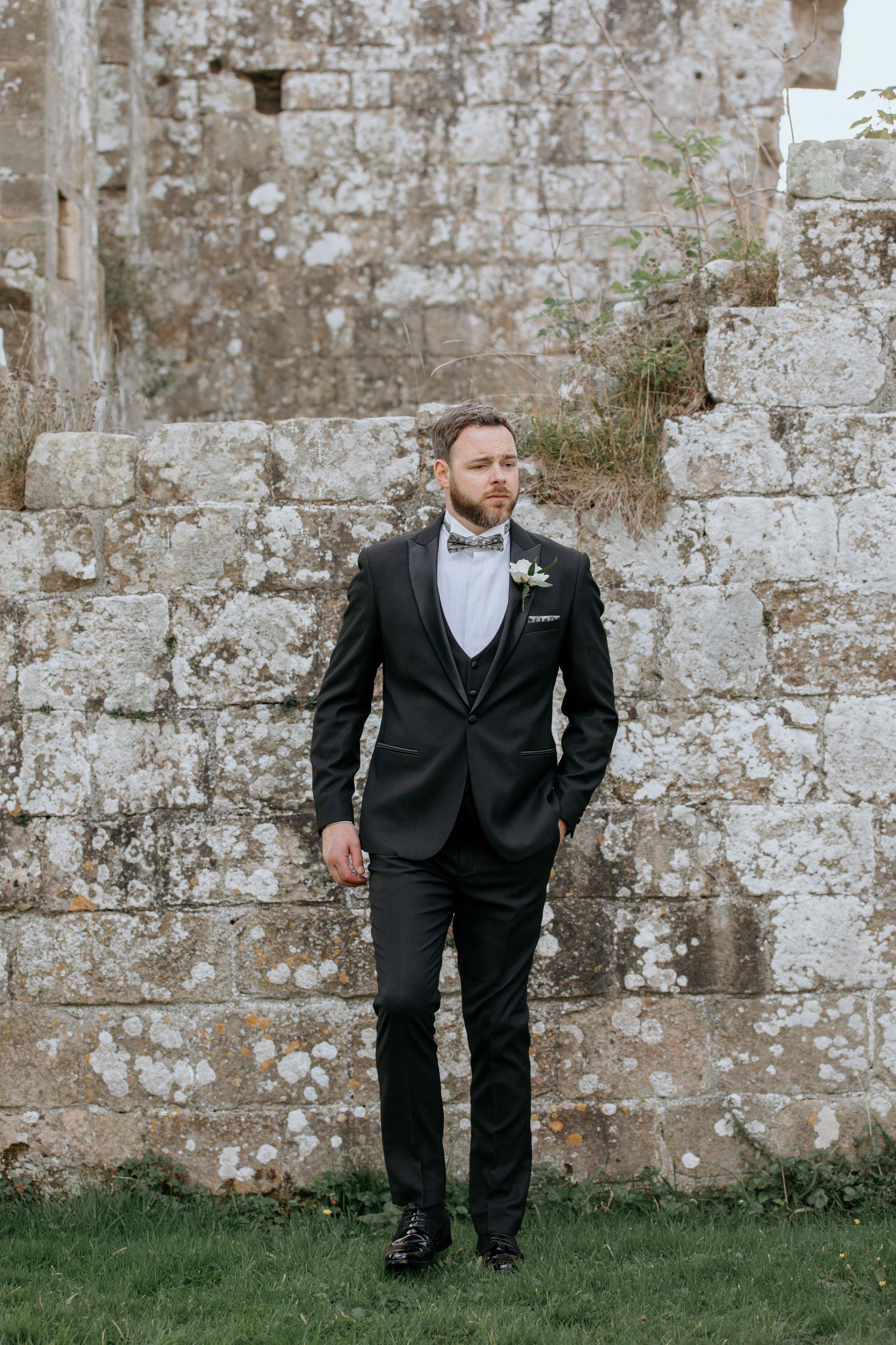 An Elegant Wedding Shoot at Jervaulx Abbey (c) Natalie Hamilton Photography (31)