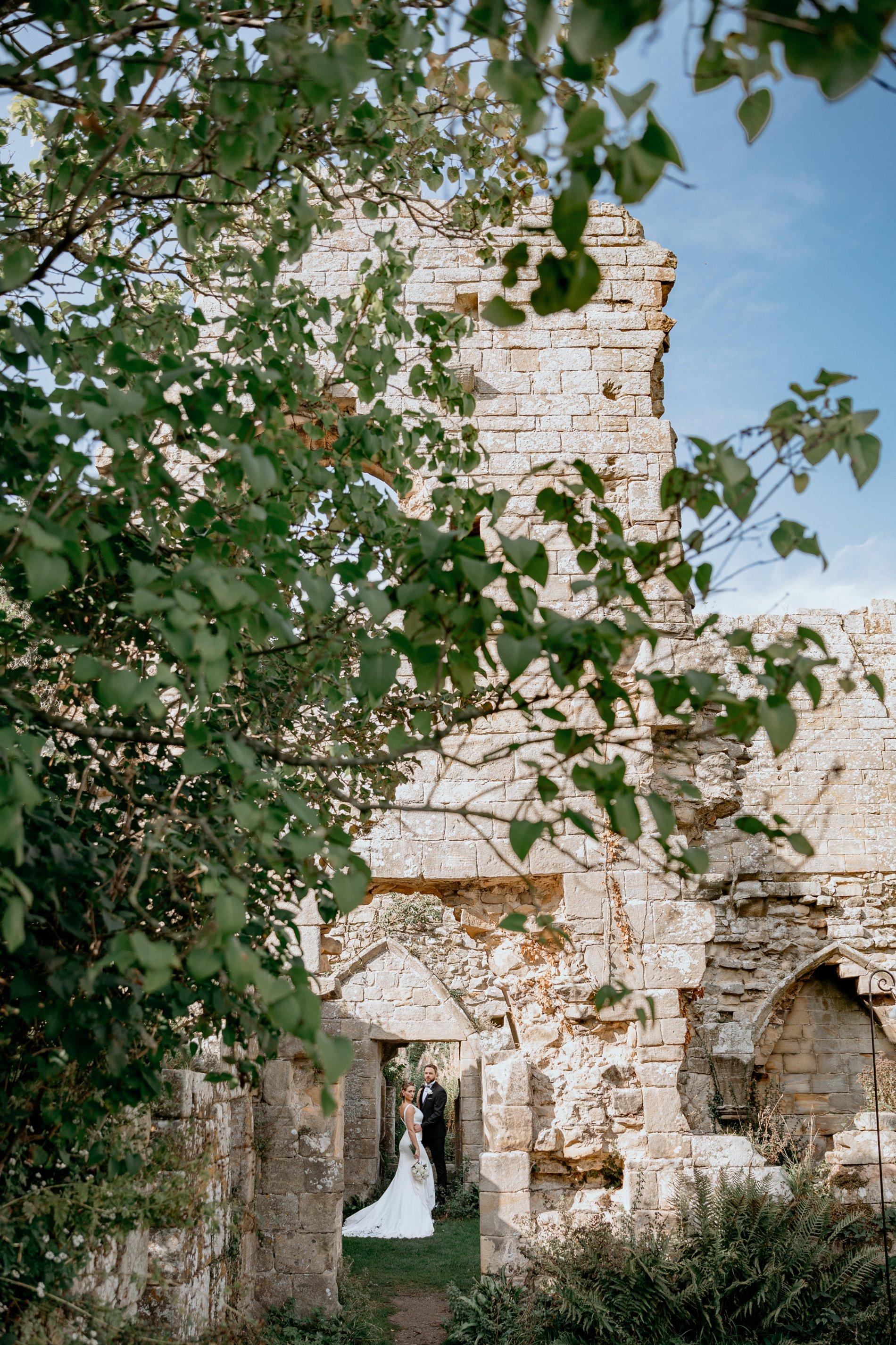 An Elegant Wedding Shoot at Jervaulx Abbey (c) Natalie Hamilton Photography (4)